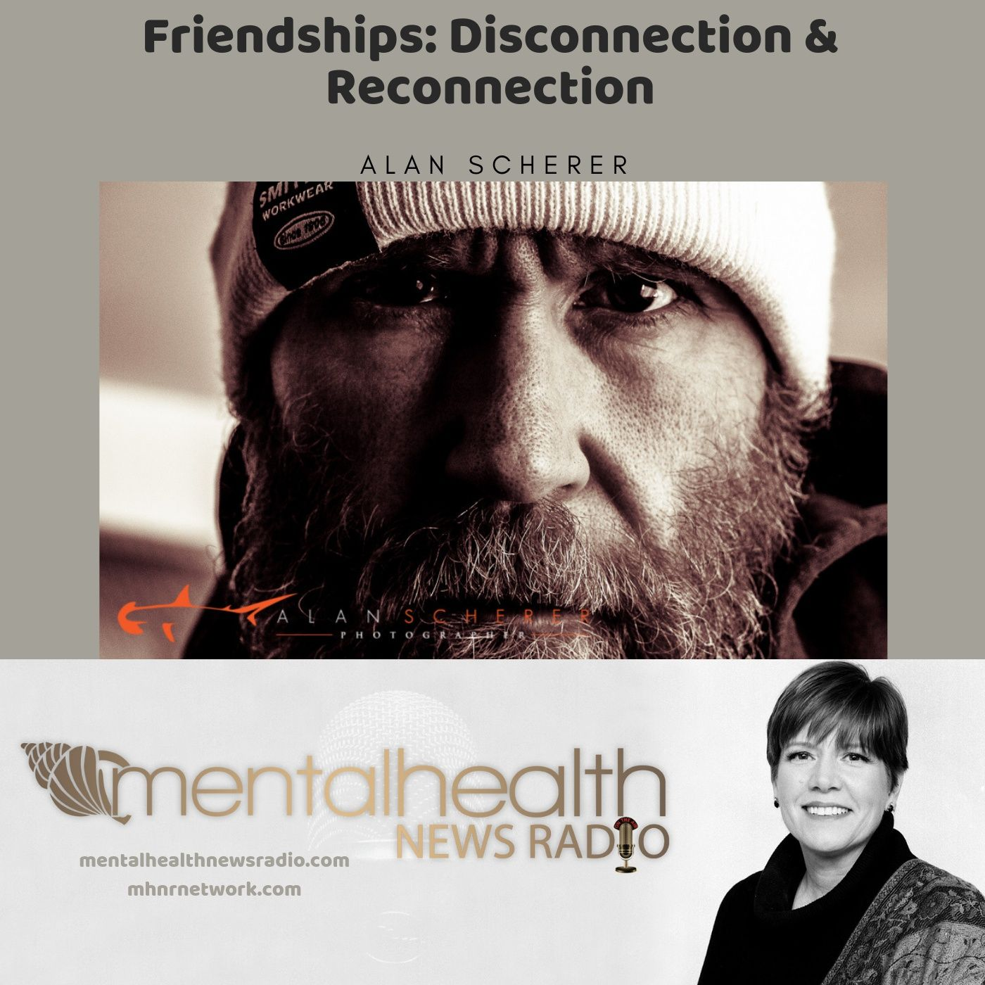 Mental Health News Radio - Friendships: Disconnection and Reconnection