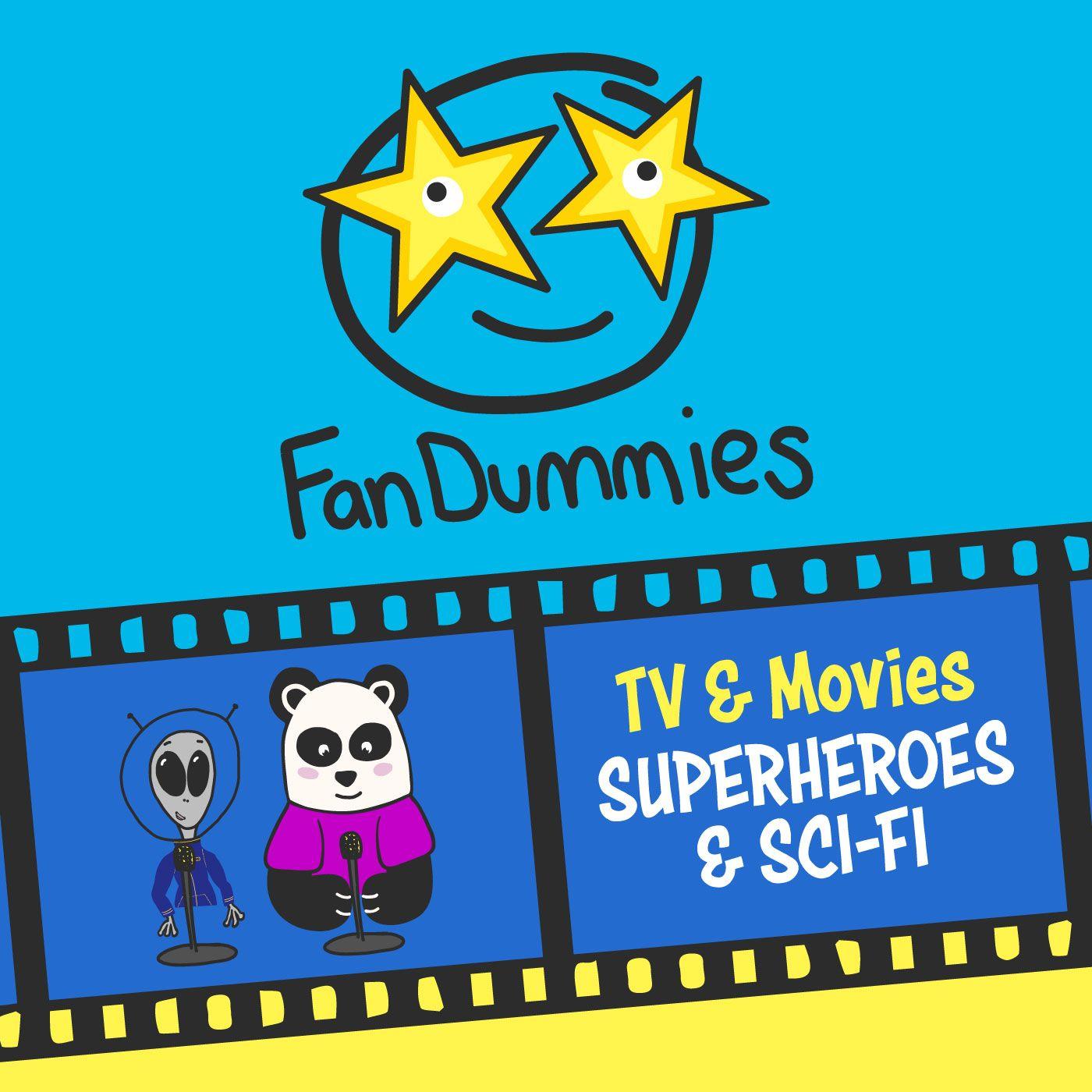 149. FanDummies Guide to the Galaxy 9/2021 edition - Shang Chi, Y The Last Man, Star Wars Visions, Foundation, Disney Gallery Mandalorian