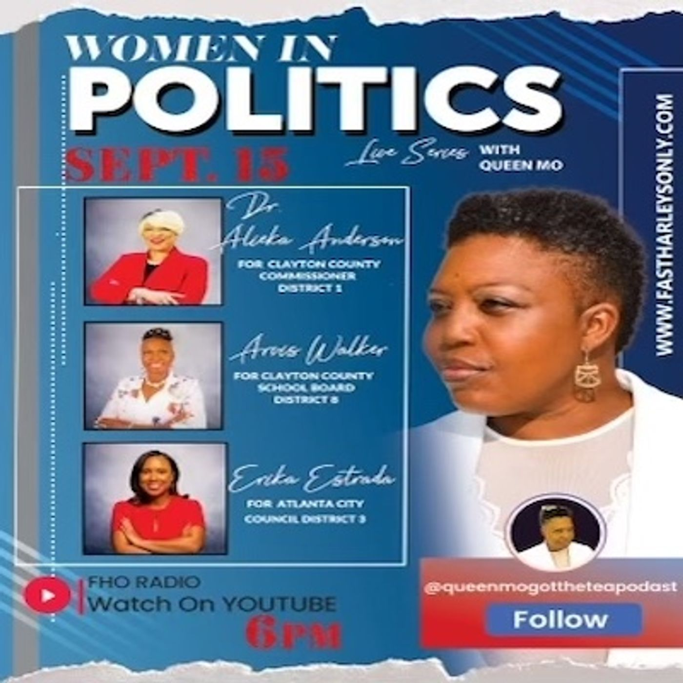 MO SITS DOWN WITH DR ALIEKA ANDERSON