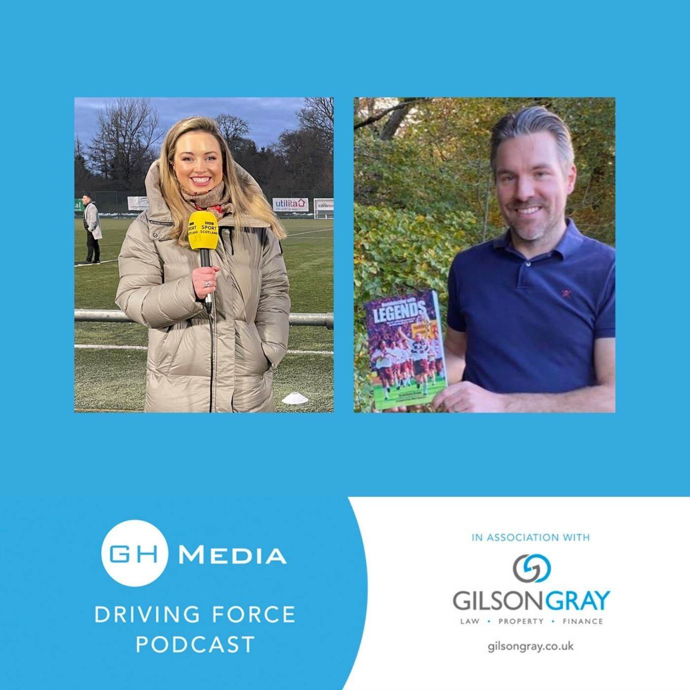 GH Media Driving Force Podcast - Episode 24