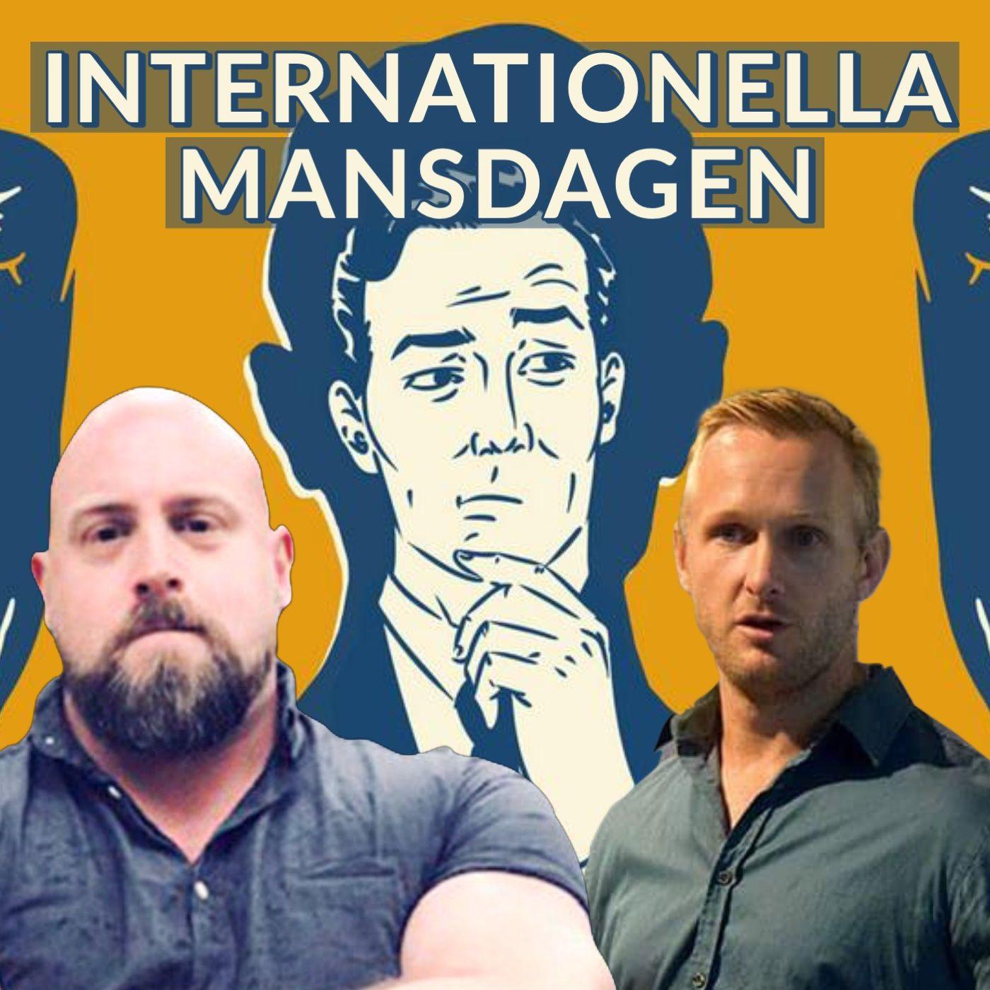 Internationella mansdagen med Ernst Almgren