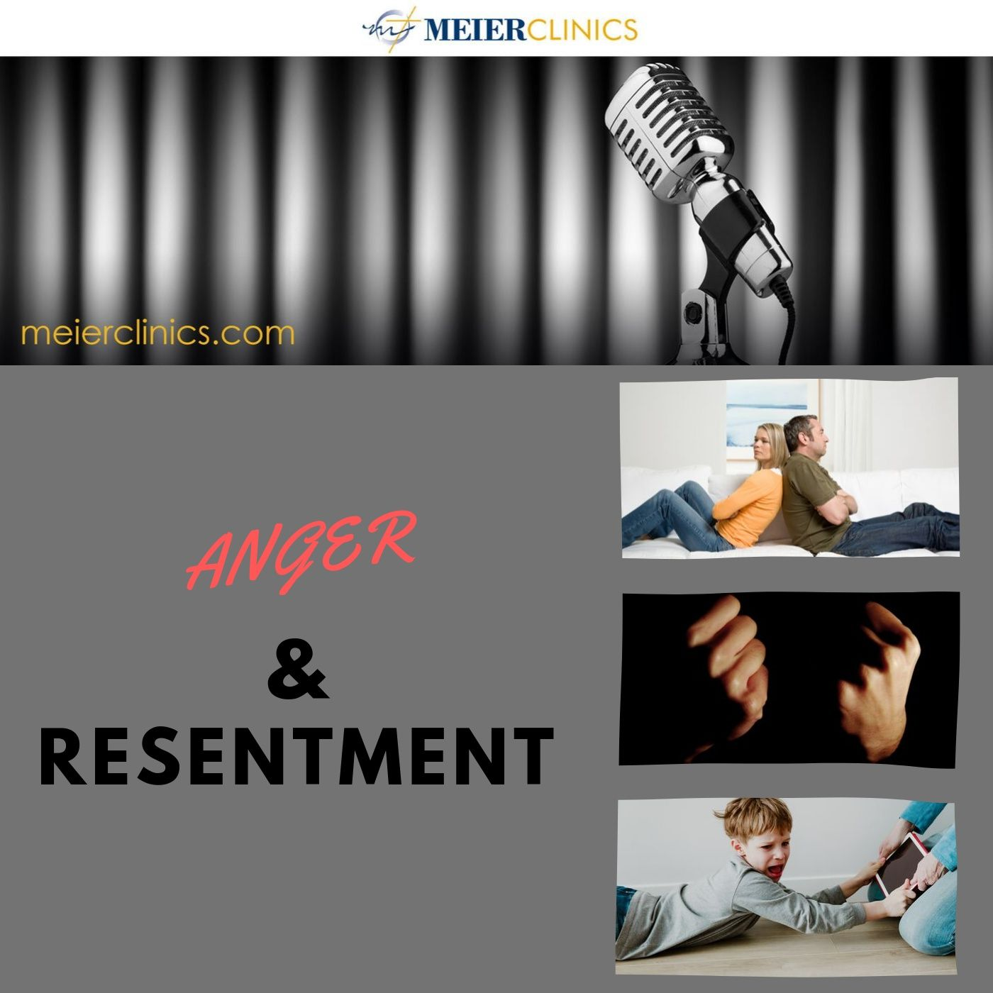 Anger and Resentment with Dr. Paul Meier