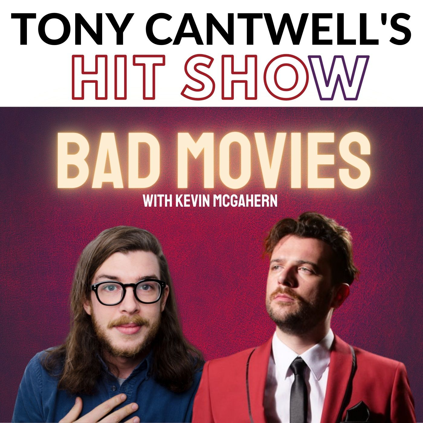 Episode 82 - Bad Movies With Kevin McGahern