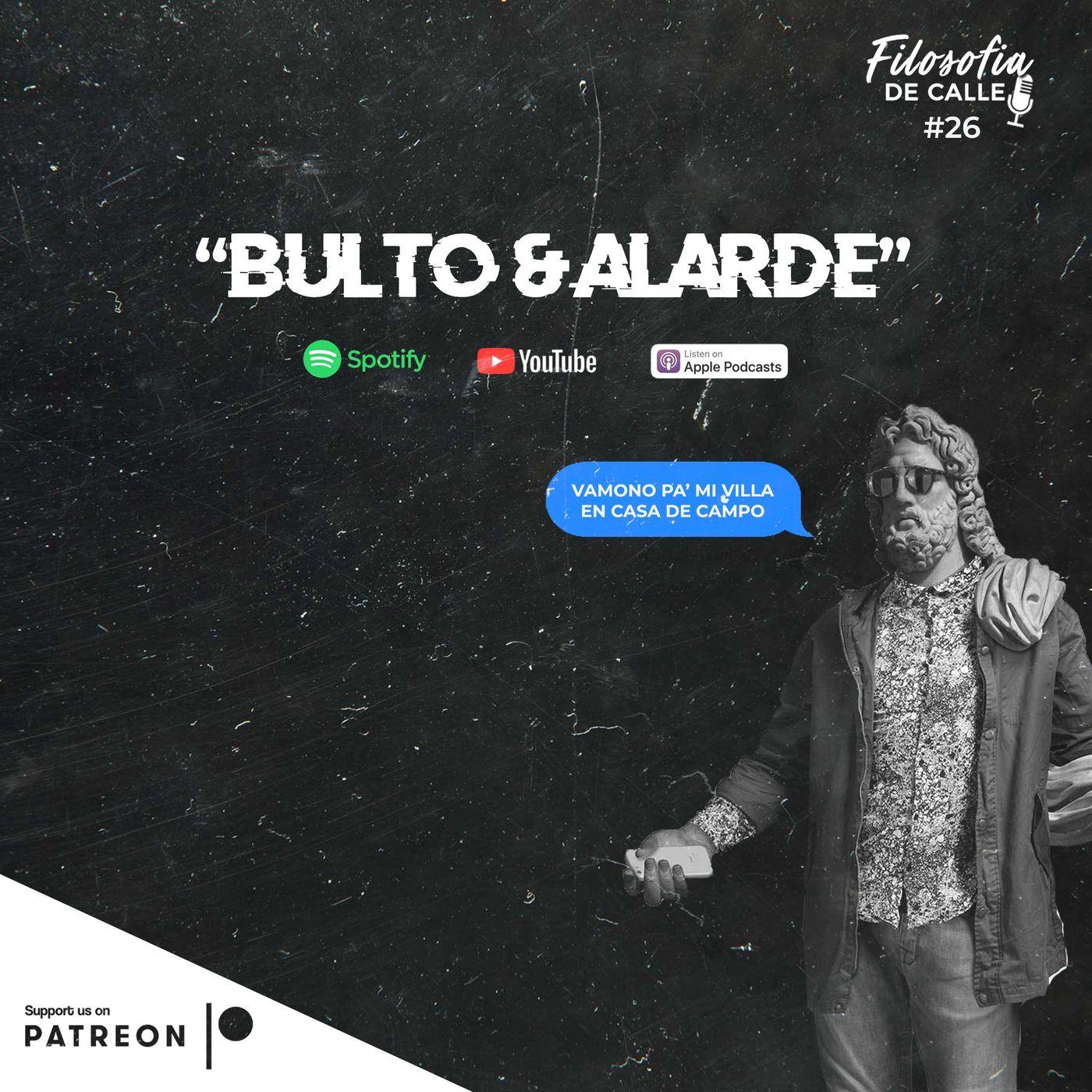 026. Bulto y Alarde