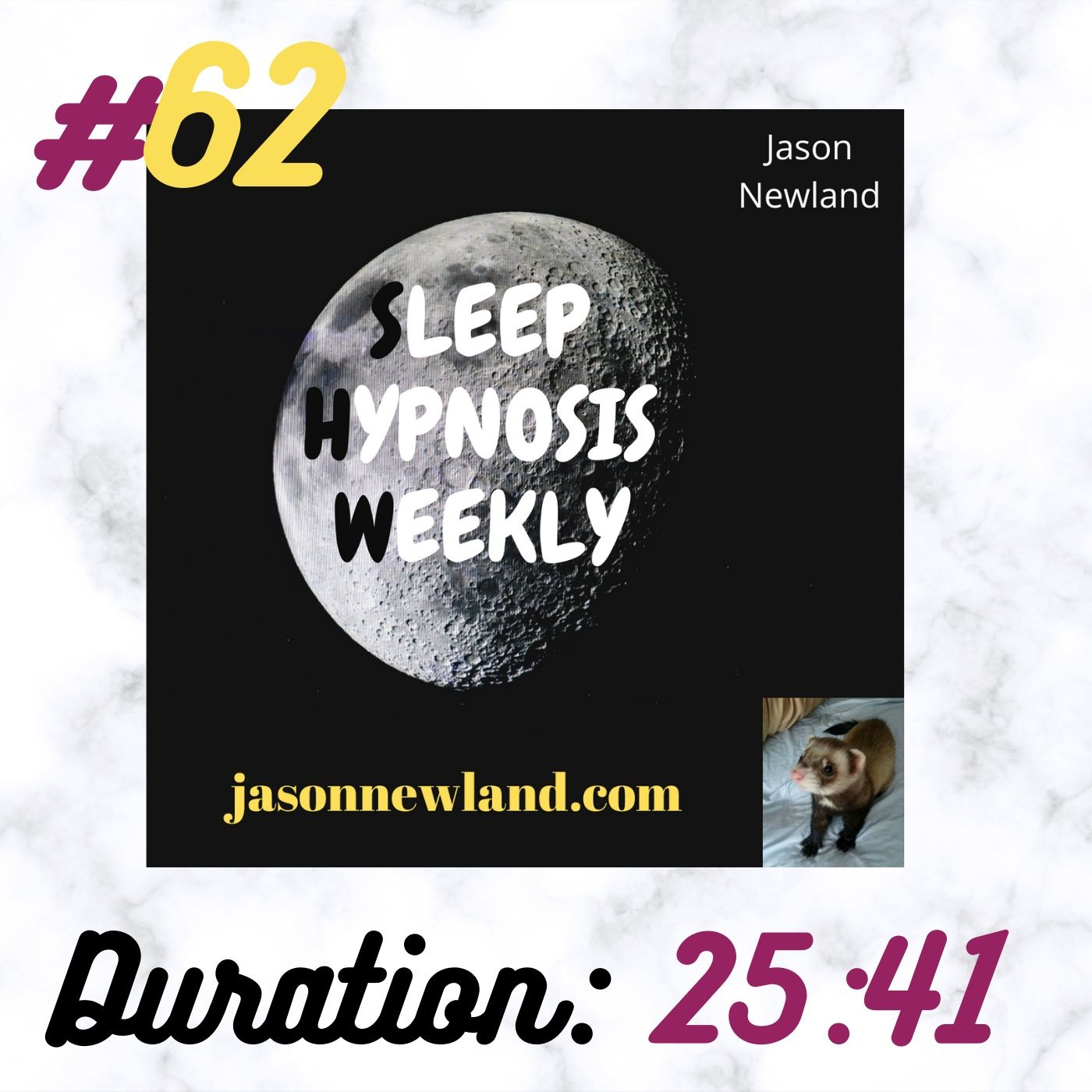 "Sleep Hypnosis Weekly #62 ""NOTHING MATTERS WHEN YOU RELAX DEEPLY"" (Jason Newland) (3rd January 2021)"