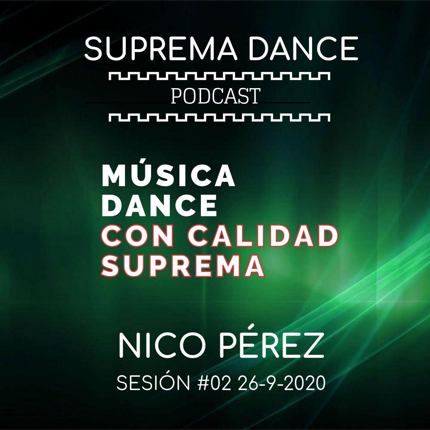 DJ Sesión | Nico Pérez | #02