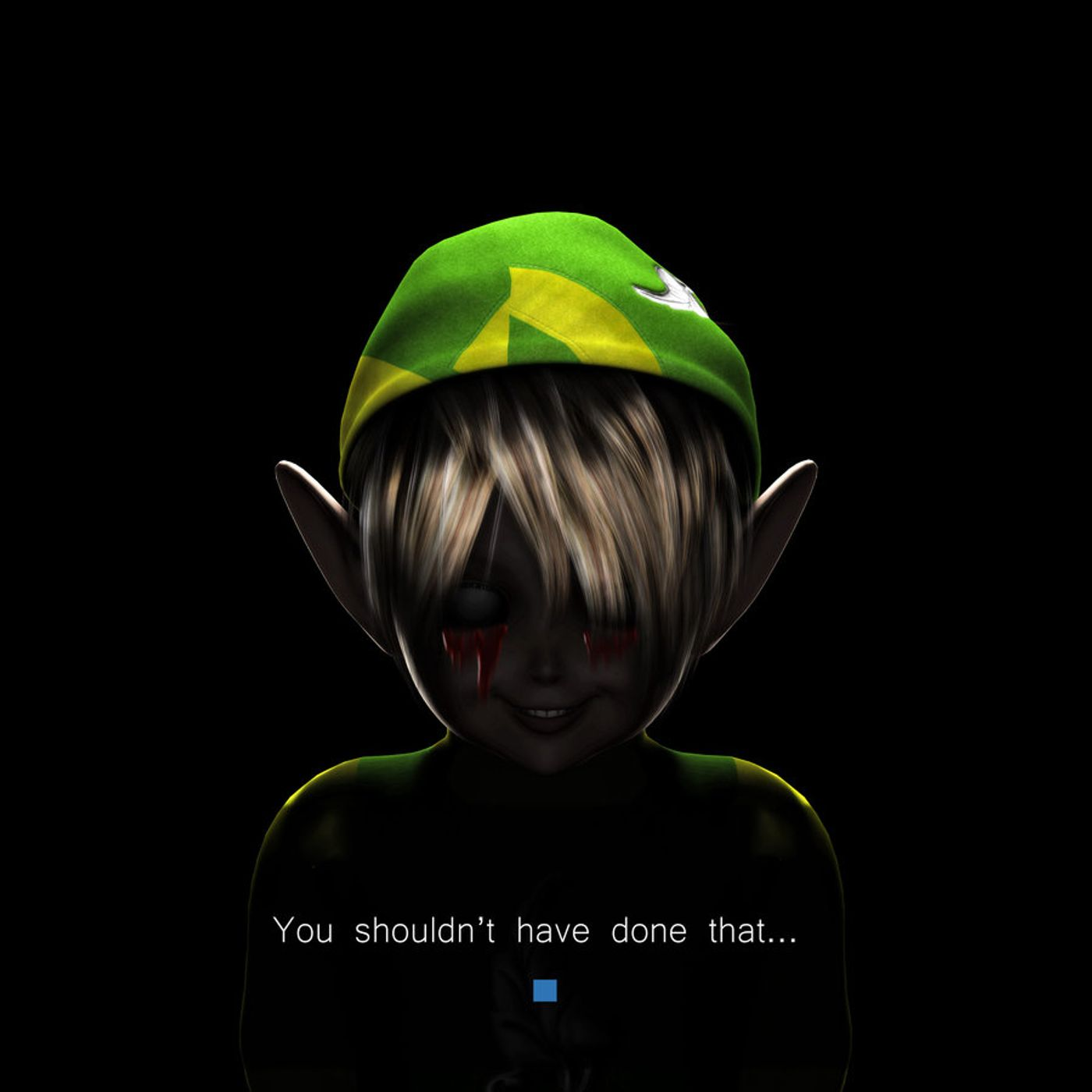 Ben Drowned (Fourth Day)