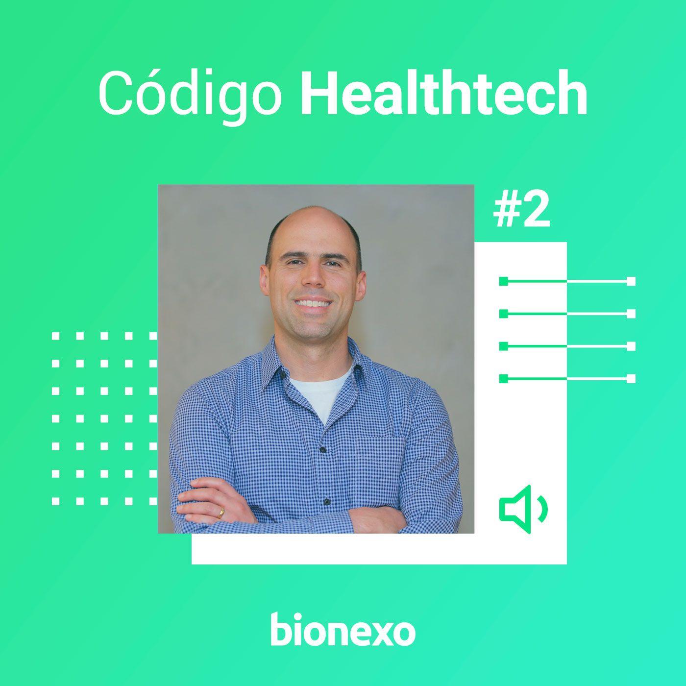 #02 - Prioridades, gestão de tempo e de roadmaps de produto. O que guia o CEO de uma healthtech B2B? - Com Rafael Barbosa