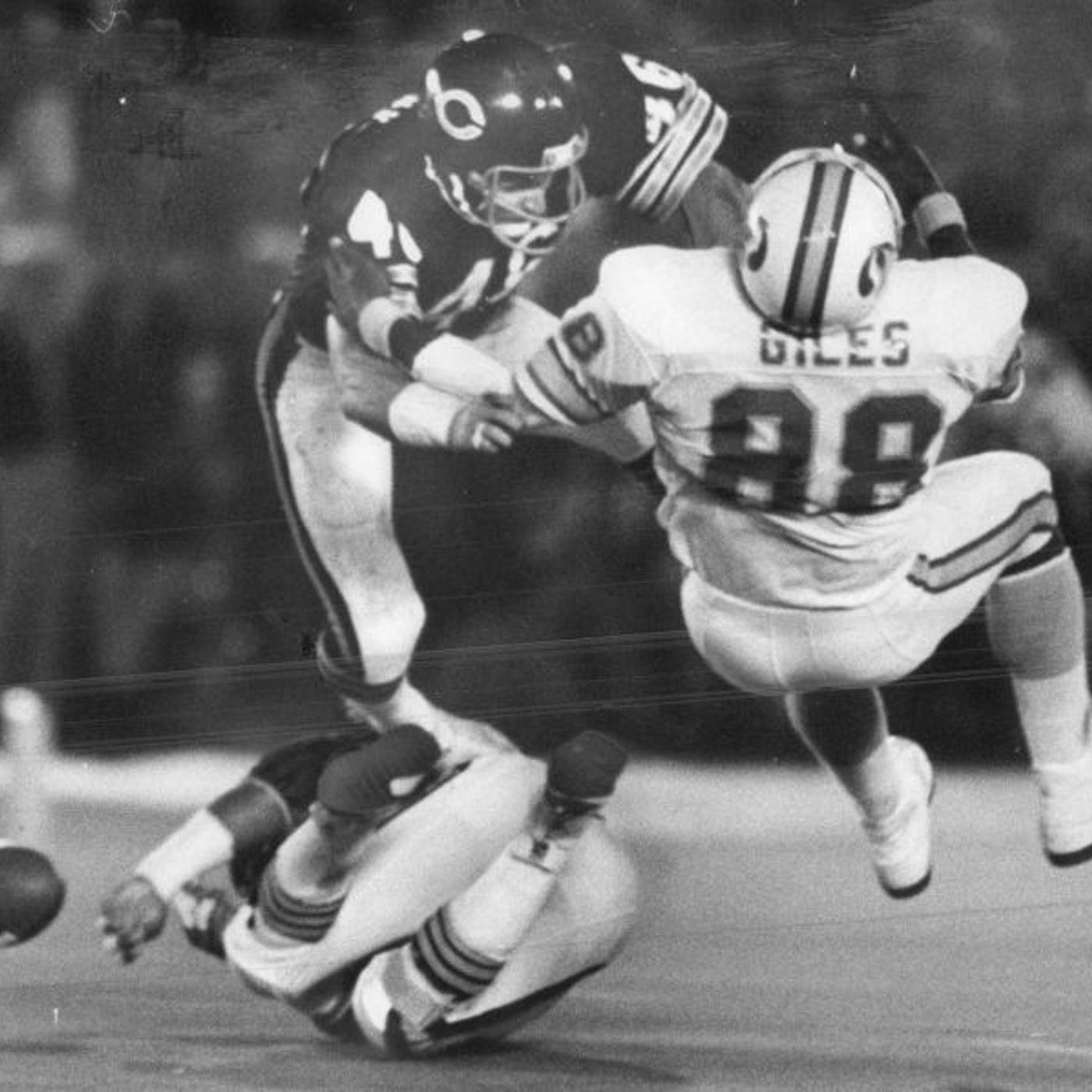 The Epic Career Of Former NFL Player Doug Plank: Part Two