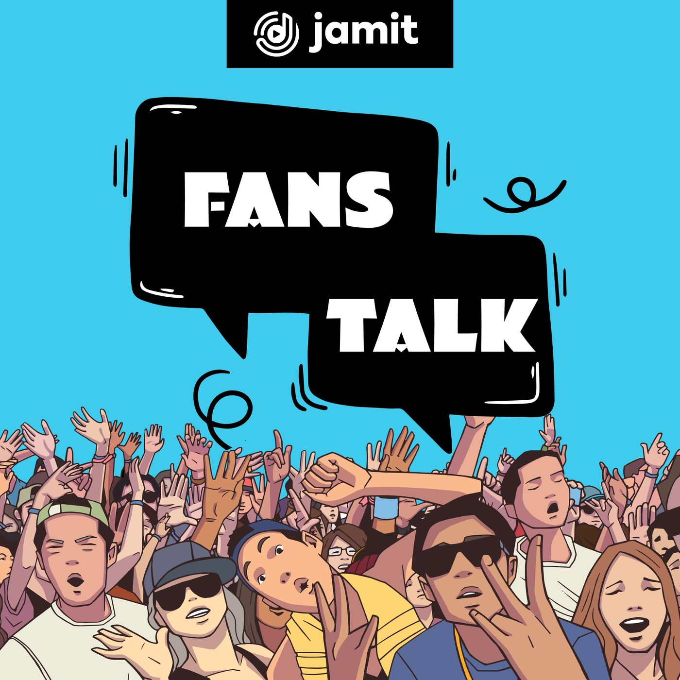 Fans Talk podcast