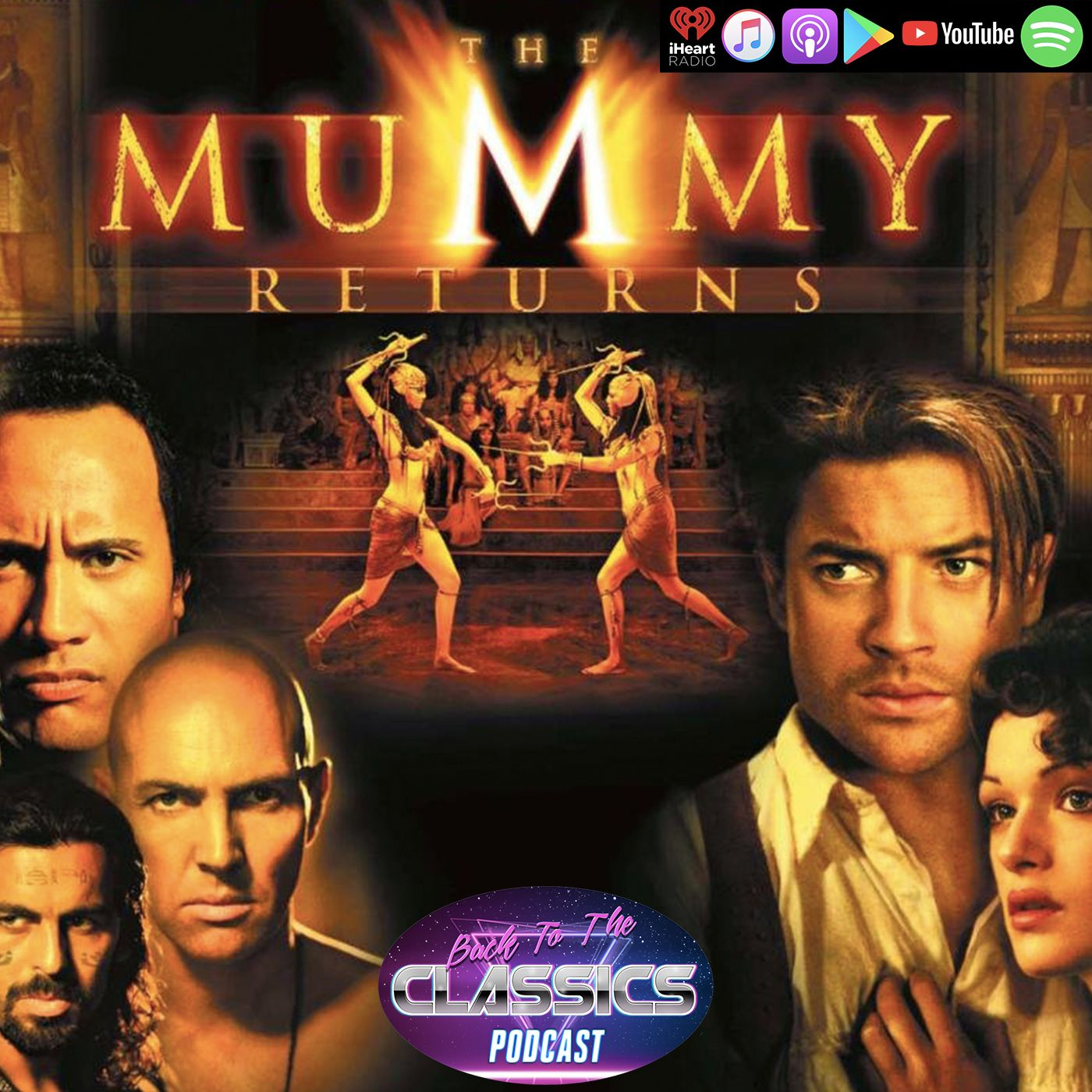 Back to The Mummy Returns w/ Gwen Neff