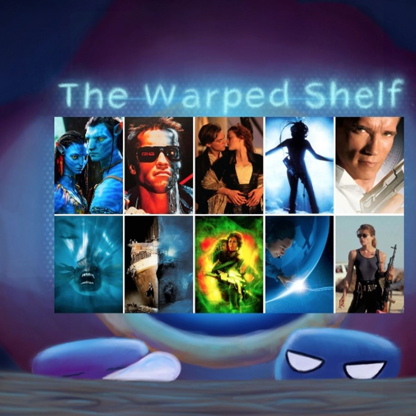 The Warped Shelf - The Works of James Cameron
