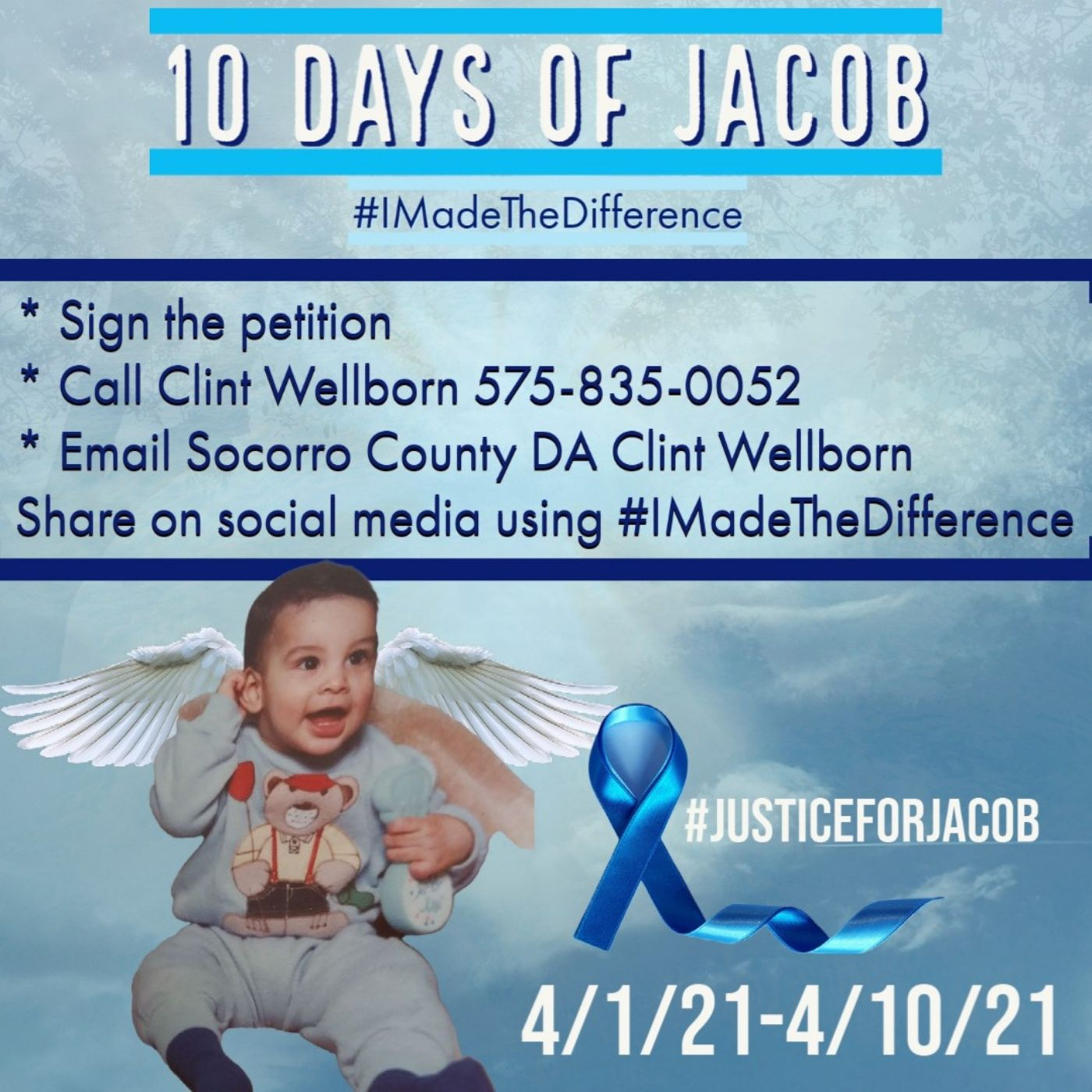 Justice for Jacob