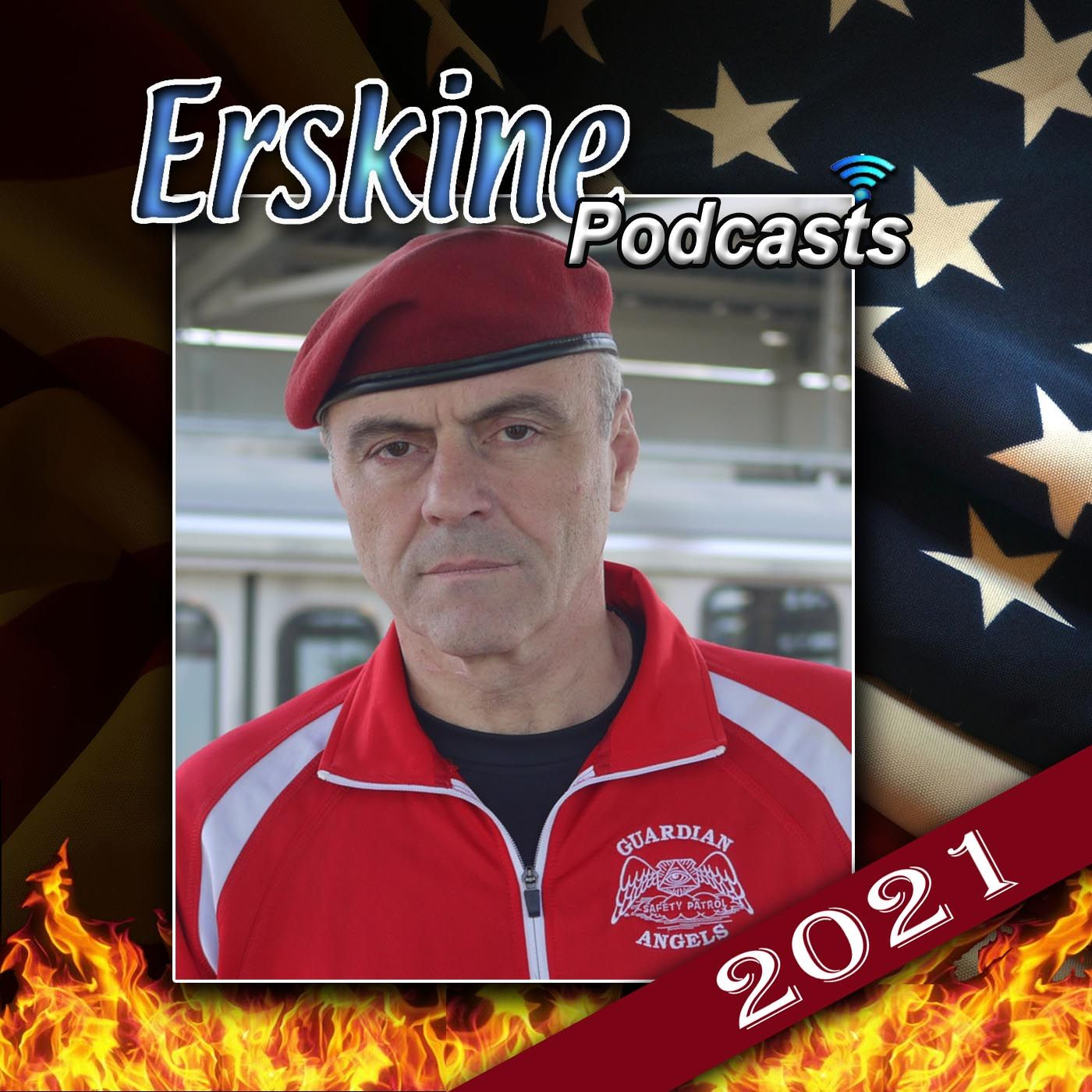 Curtis Sliwa brings his fight for NYC & police to his NYC mayoral campaign (ep#5-1-21)