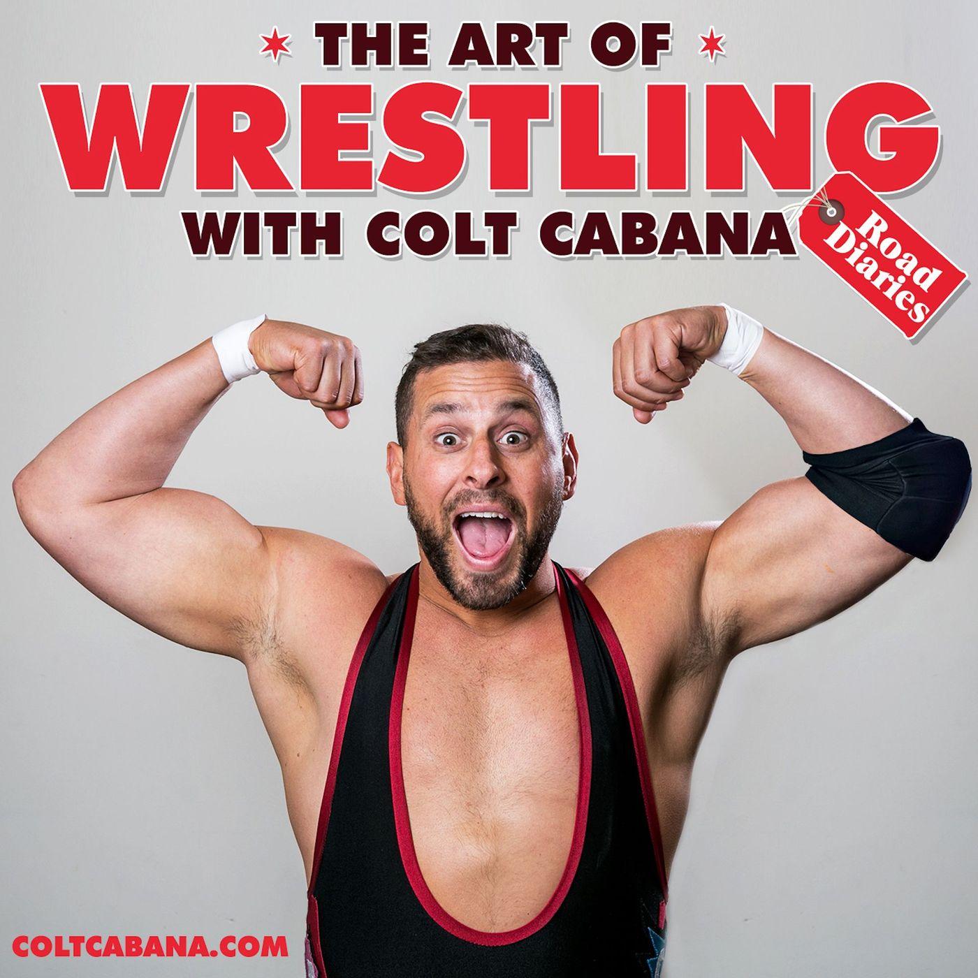 Art of Wrestling podcast