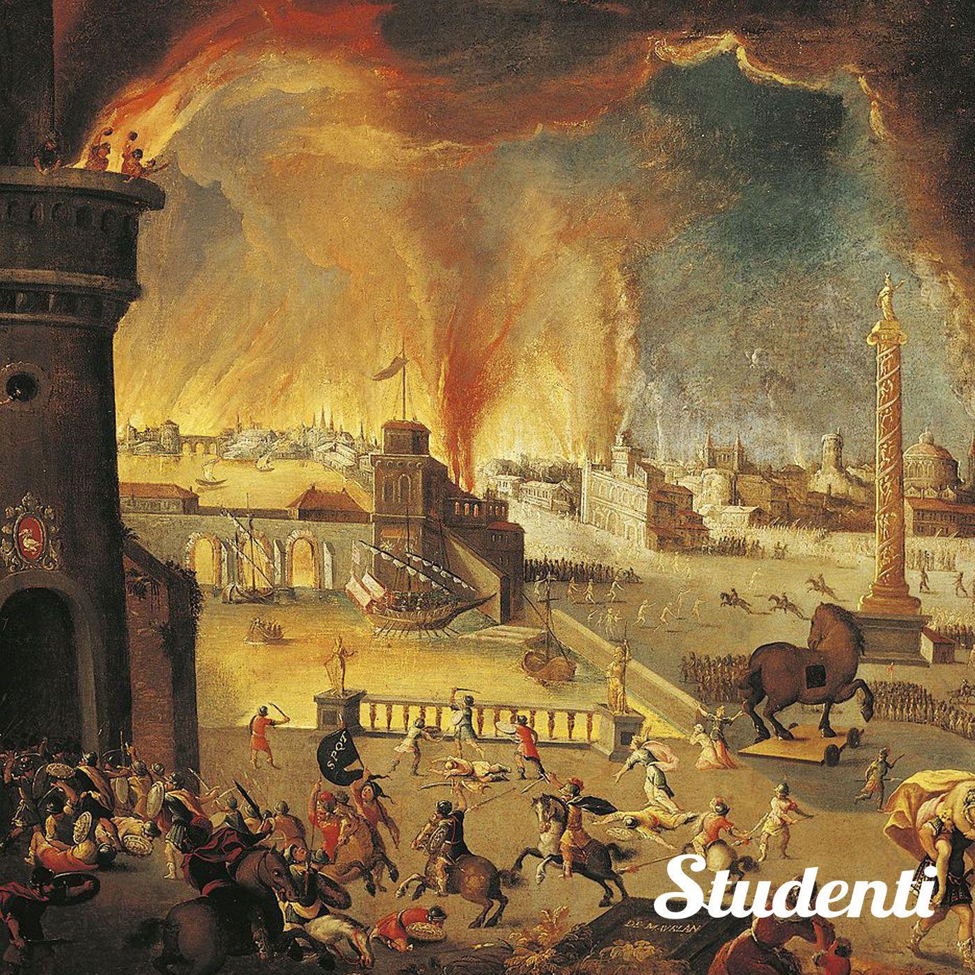 Il Sacco di Roma del 410