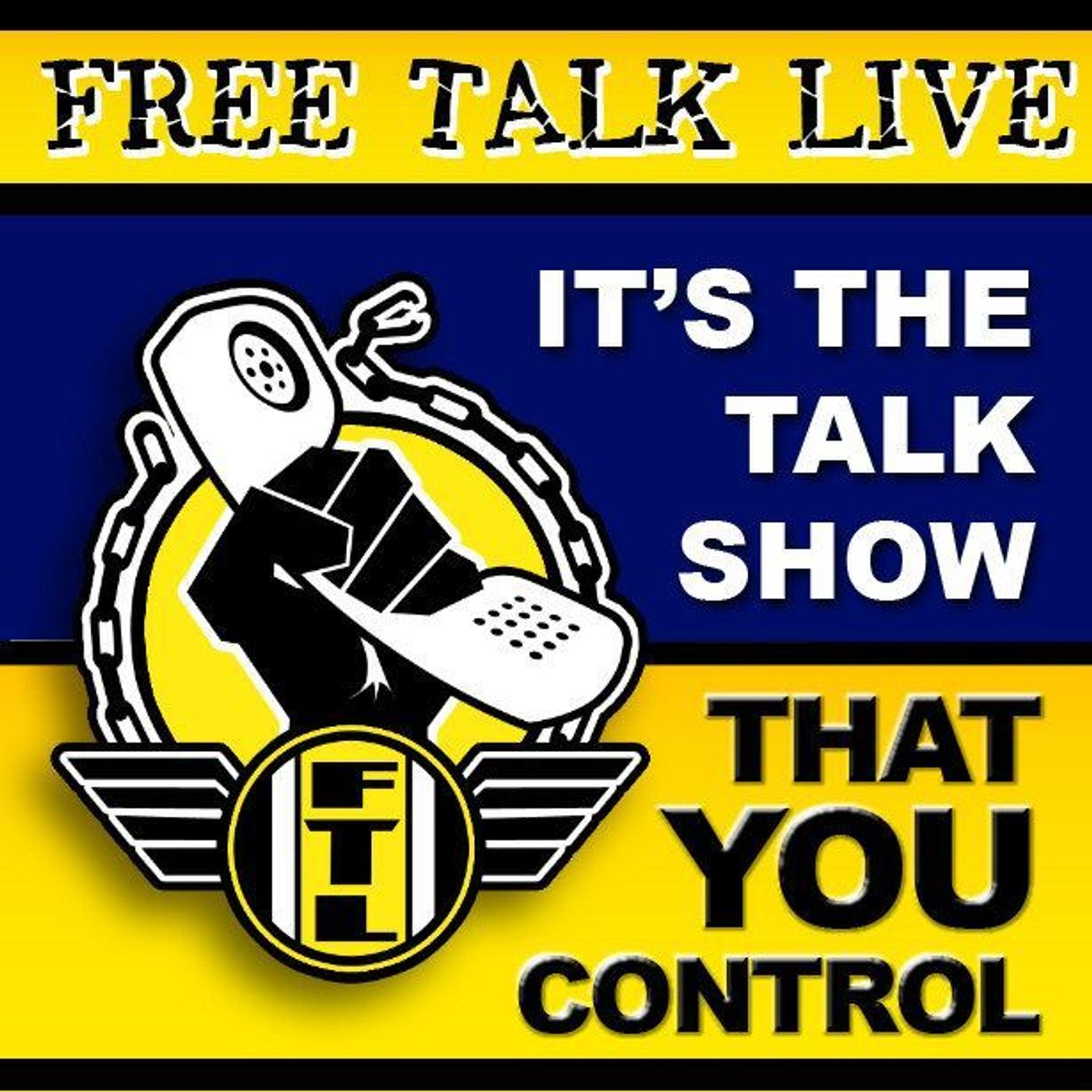 Heartland Newsfeed Radio Network: Free Talk Live (August 22, 2019)