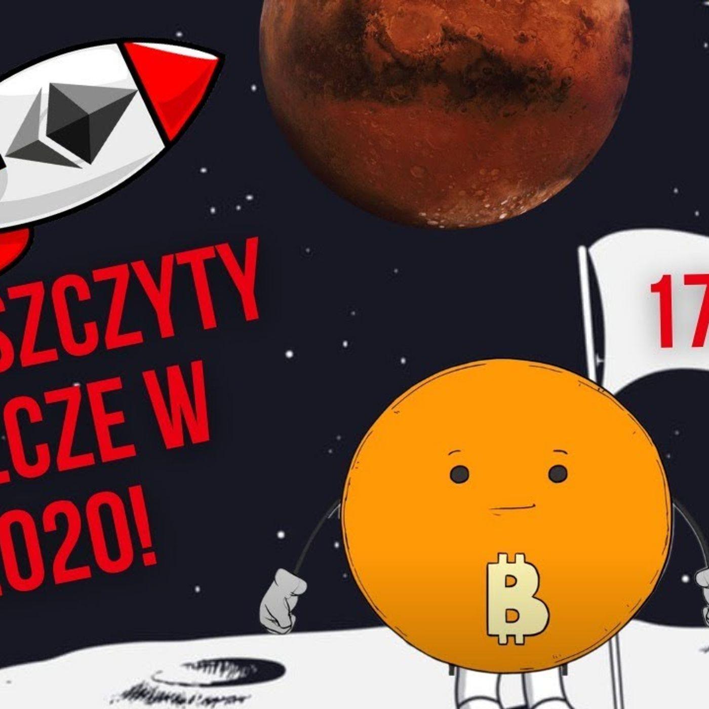 CO TAM W SIECI #148 | 05.11.2020 | To the moon! Wszyscy chcą kupić BITCOIN i ETHEREUM. Ostatnia szansa na wejście czy podstępna pułapka