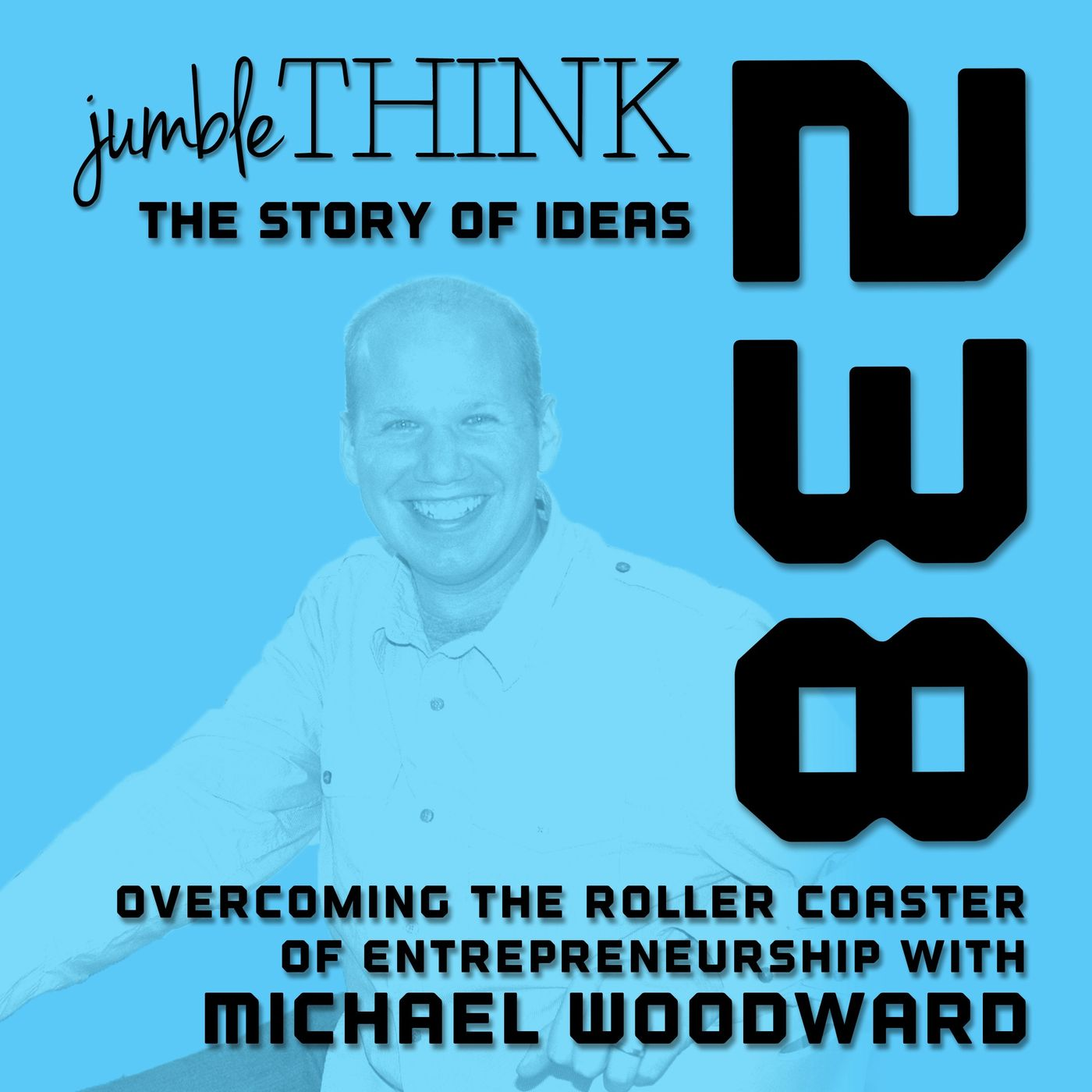 Overcoming the Roller Coaster of Entrepreneurship with Michael Woodward