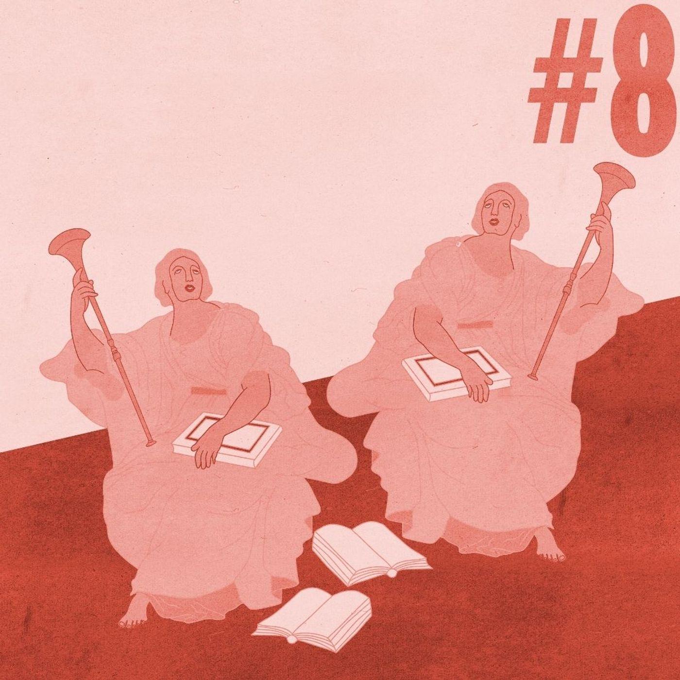 #8 − Scritto sul corpo (parte 1)