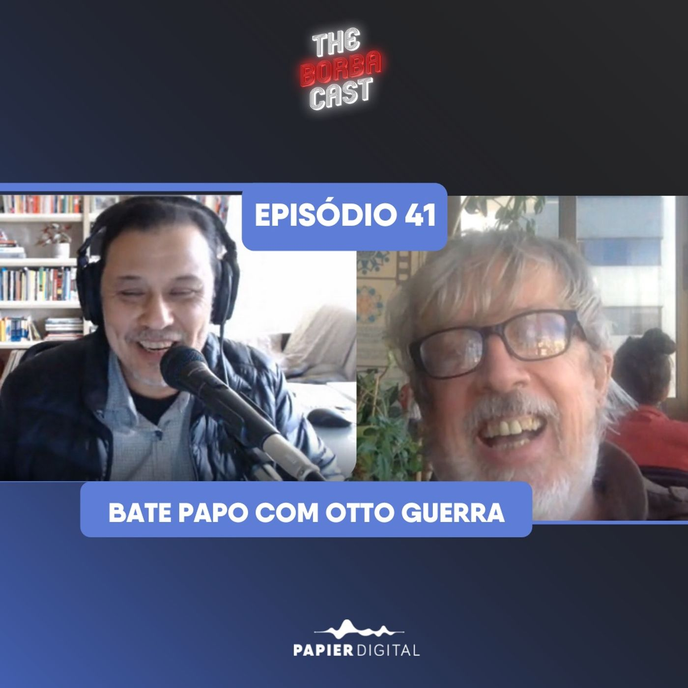 Episódio 41: Bate papo com Otto Guerra