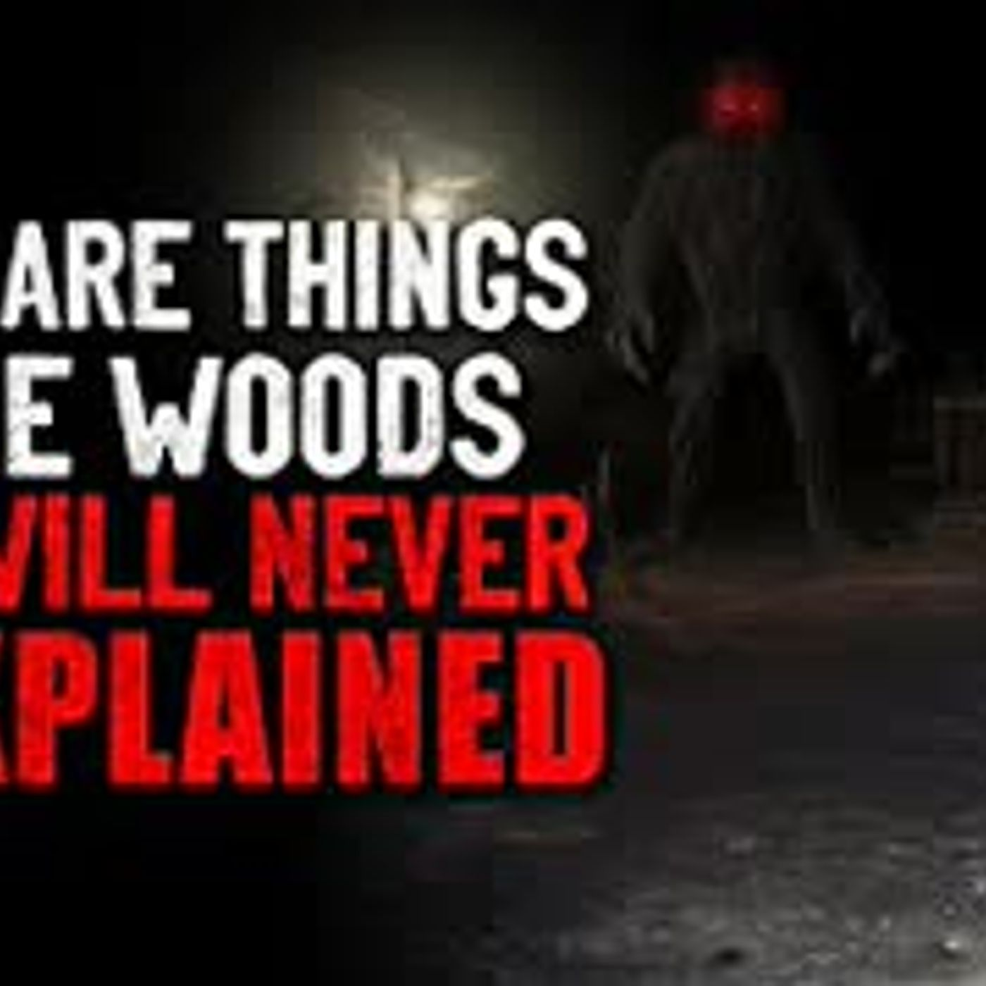 """""""There are things in the woods that will never be explained"""" Creepypasta"""