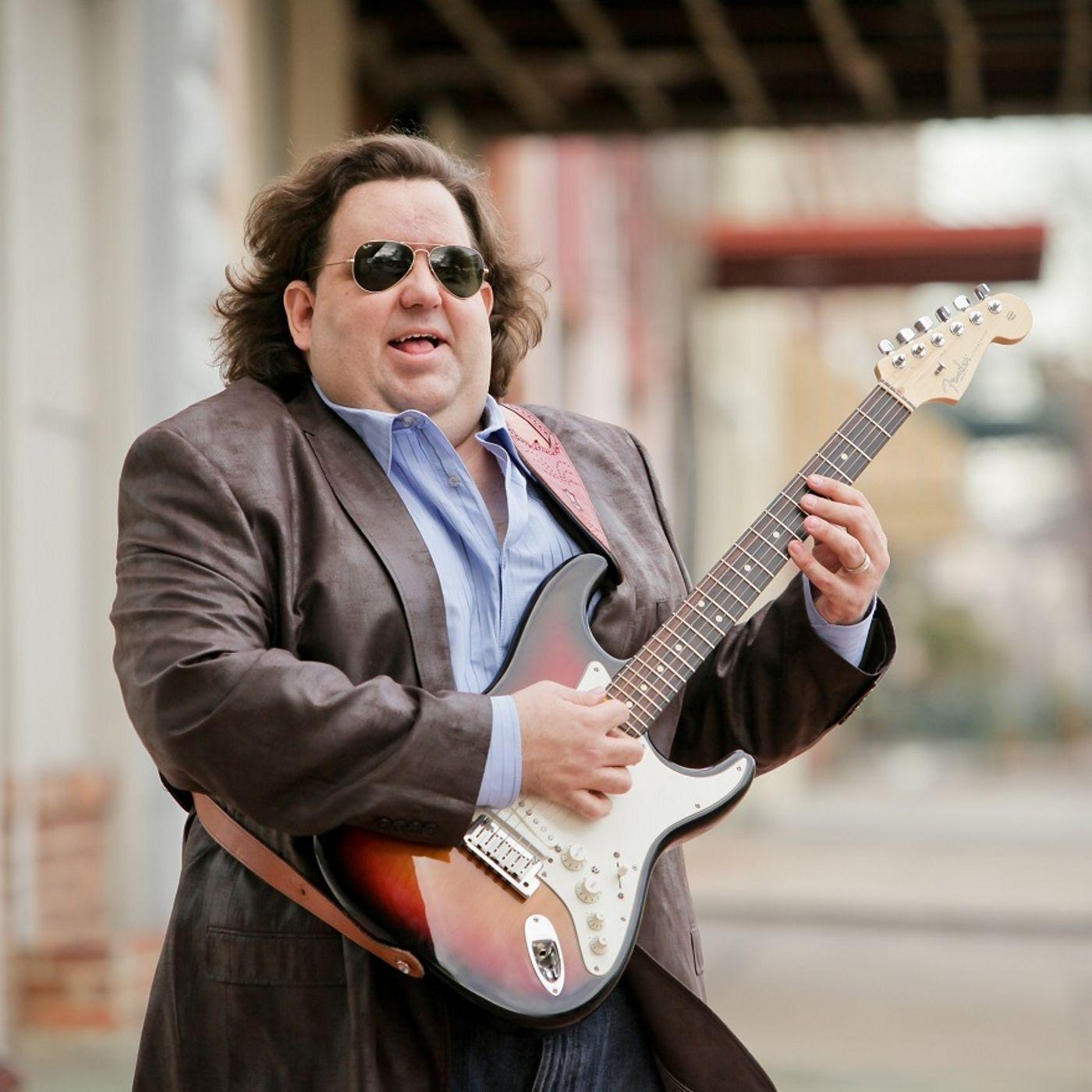Blind Man Drivin' - Guitarist Joey Stuckey on Big Blend Radio