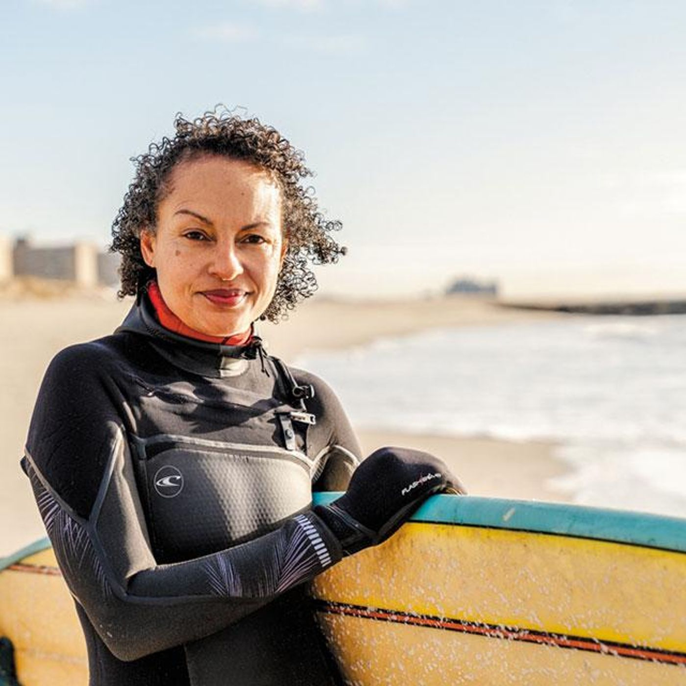 Rockaway: Surfing Headlong Into a New Life by Diane Cardwell