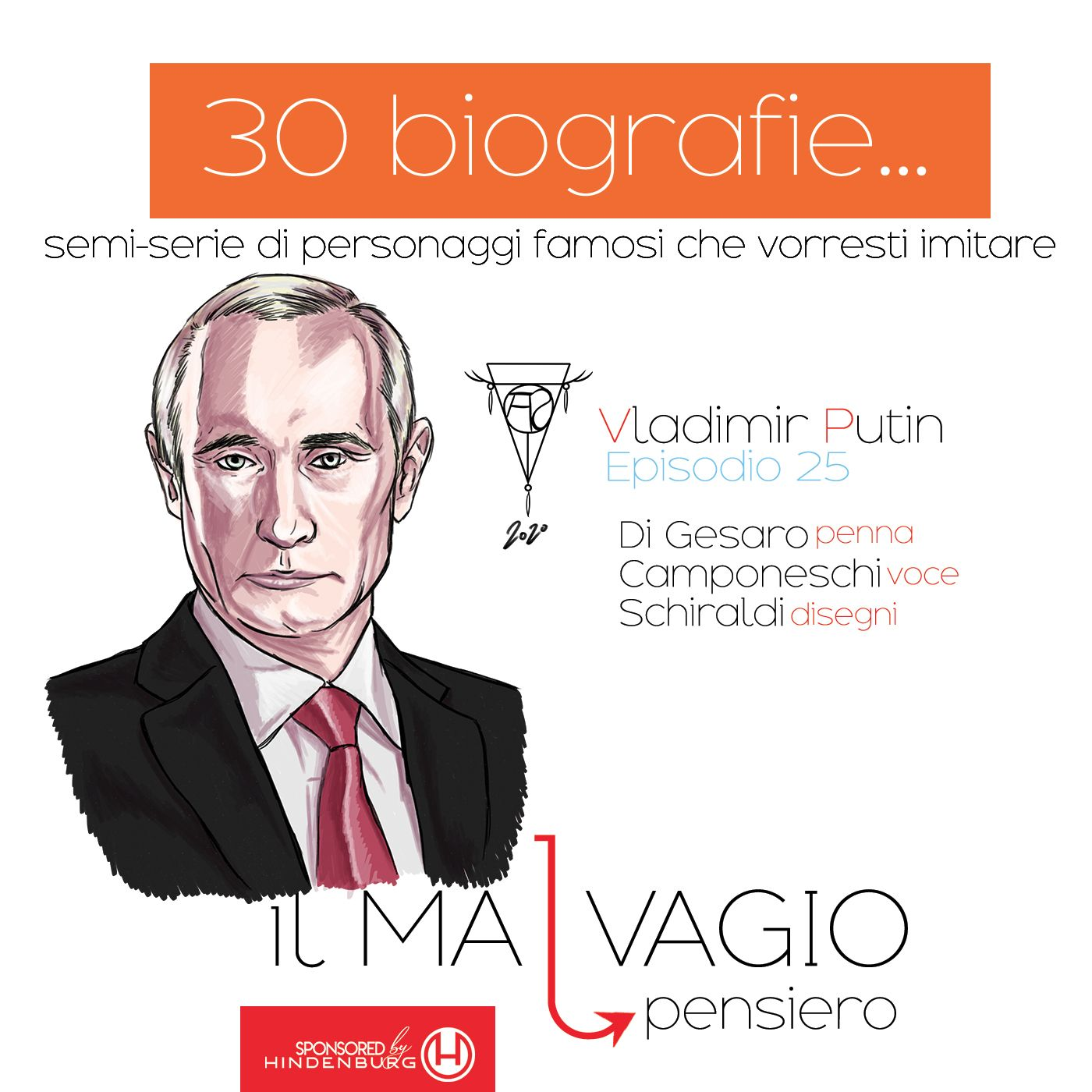 25 - Vladimir Putin: e siamo ancora vivi