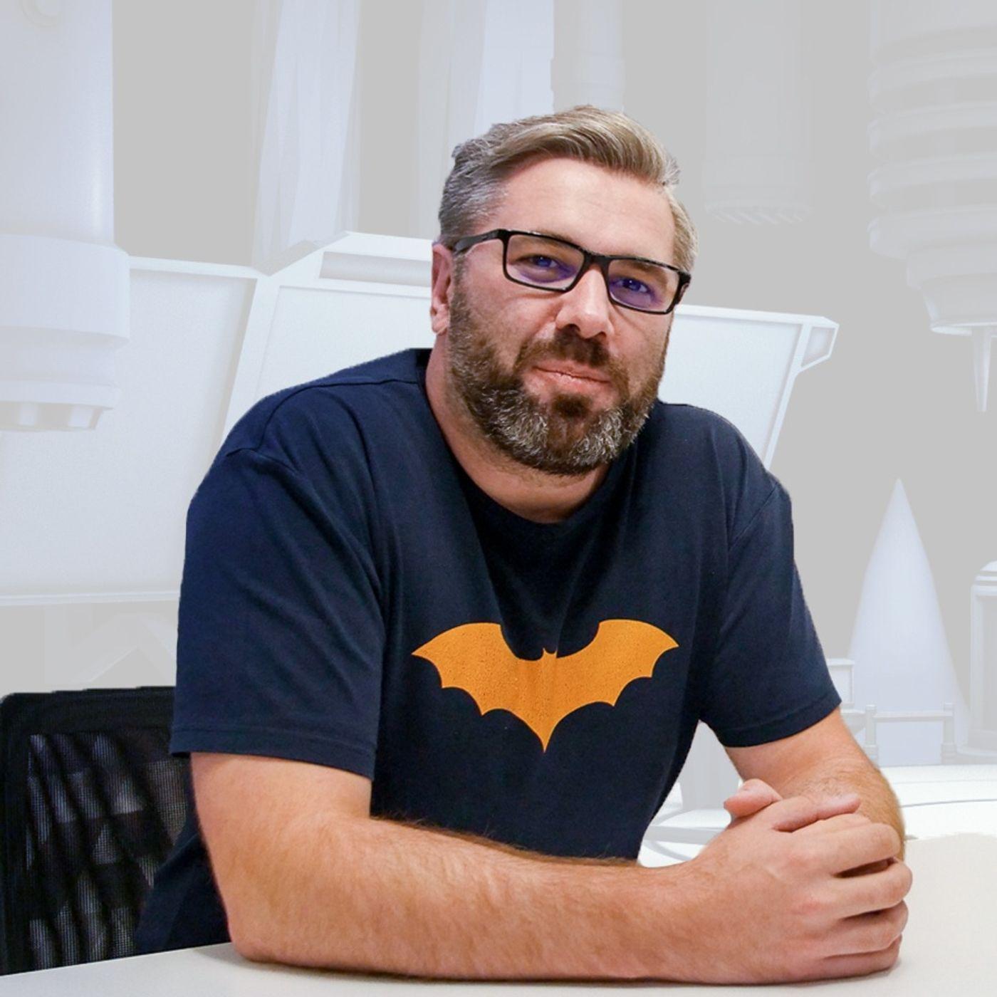 #14 Paweł Tkaczyk - marketingowiec, strateg, specjalista w budowaniu marek, mistrz storytellingu, właściciel agencji Midea