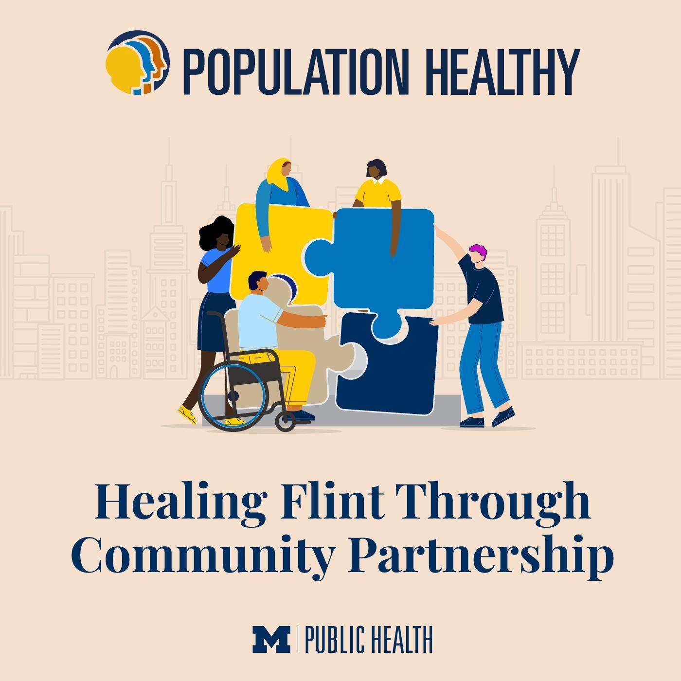 Healing Flint Through Community Partnership