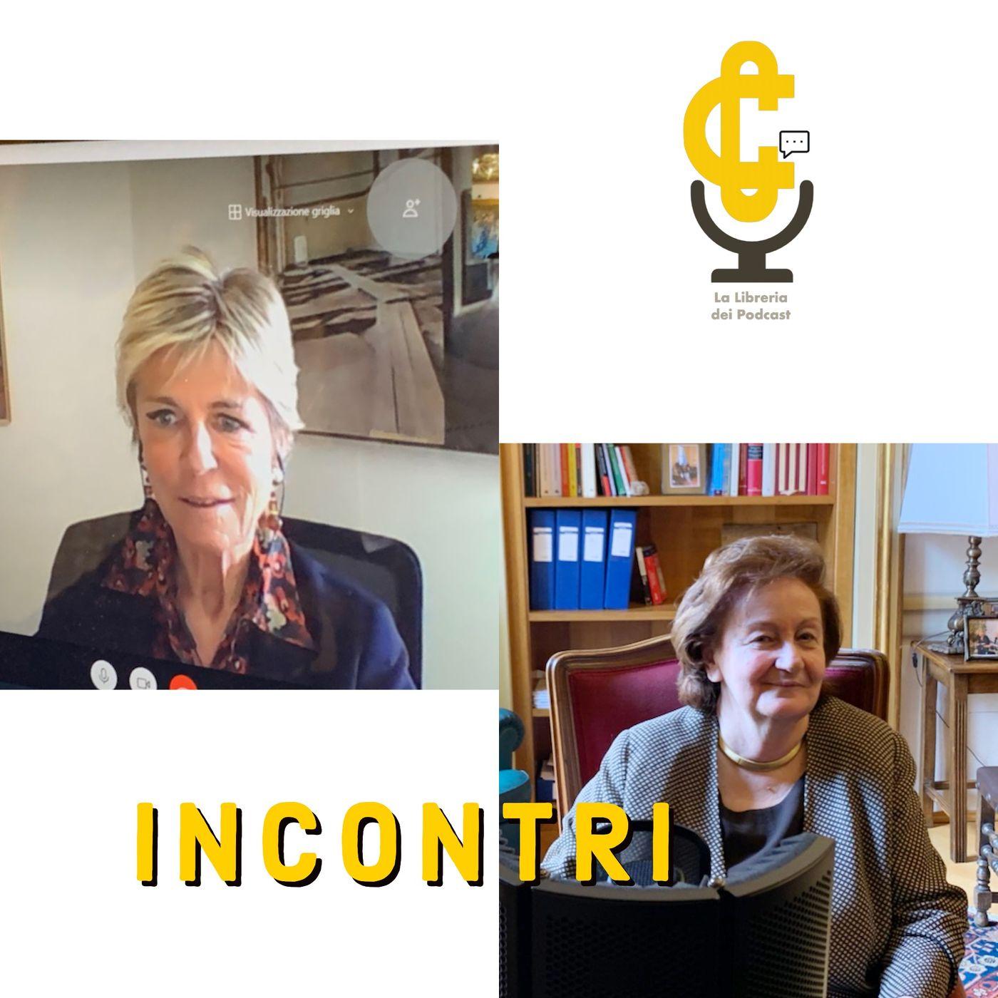 Evelina Christillin e Maria Rosaria San Giorgio - Rispetto, nello sport e nella cultura