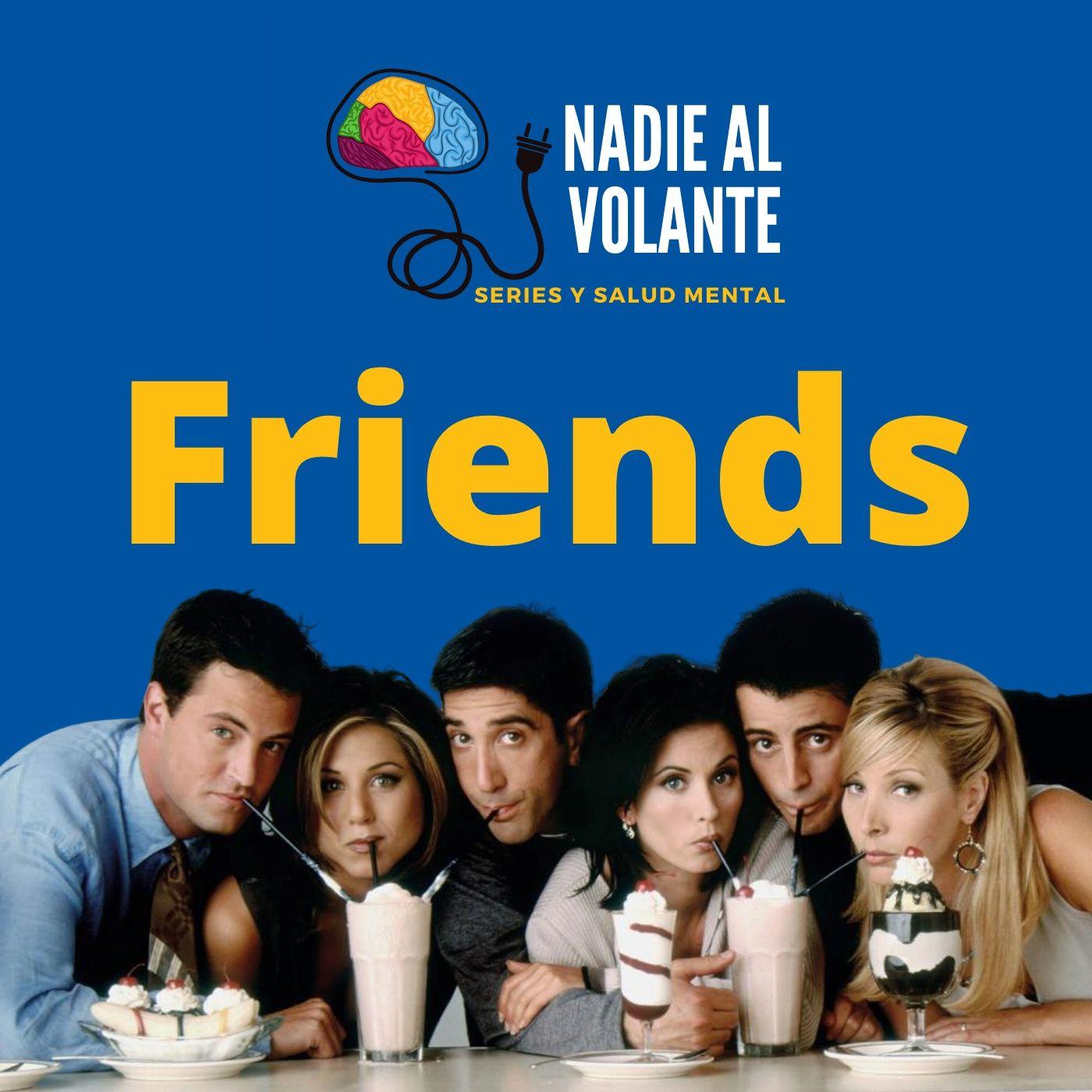 El de Friends, la personalidad y el TDAH adulto
