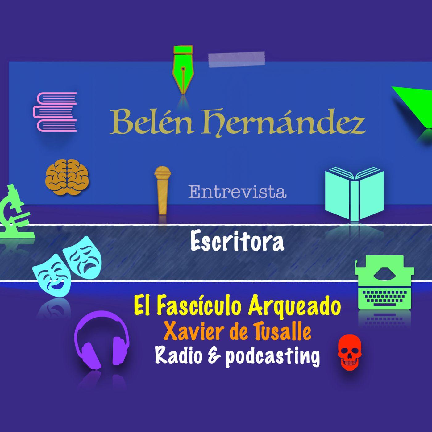 Entrevisto a la escritora abulense Belén Hernández
