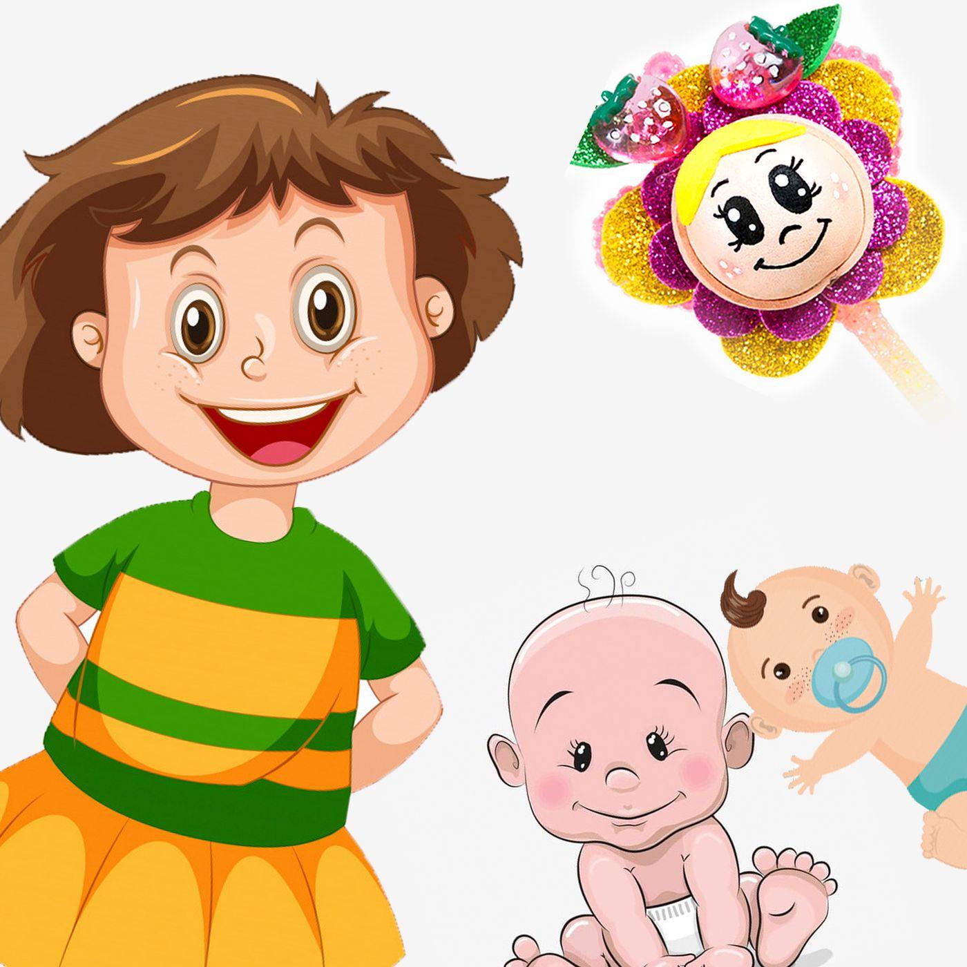 5. Yaiza, la niña que cuidaba bebés. Cuento infantil de empatía y diversidad funcional