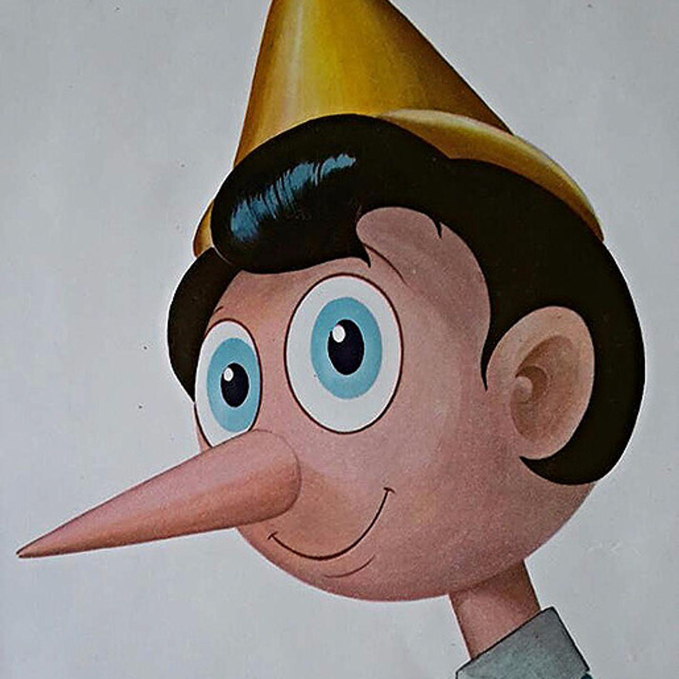 Podcast Speciale - Cap. 19 Leggiamo Pinocchio di Collodi 🇮🇹 Luisa's Podcast
