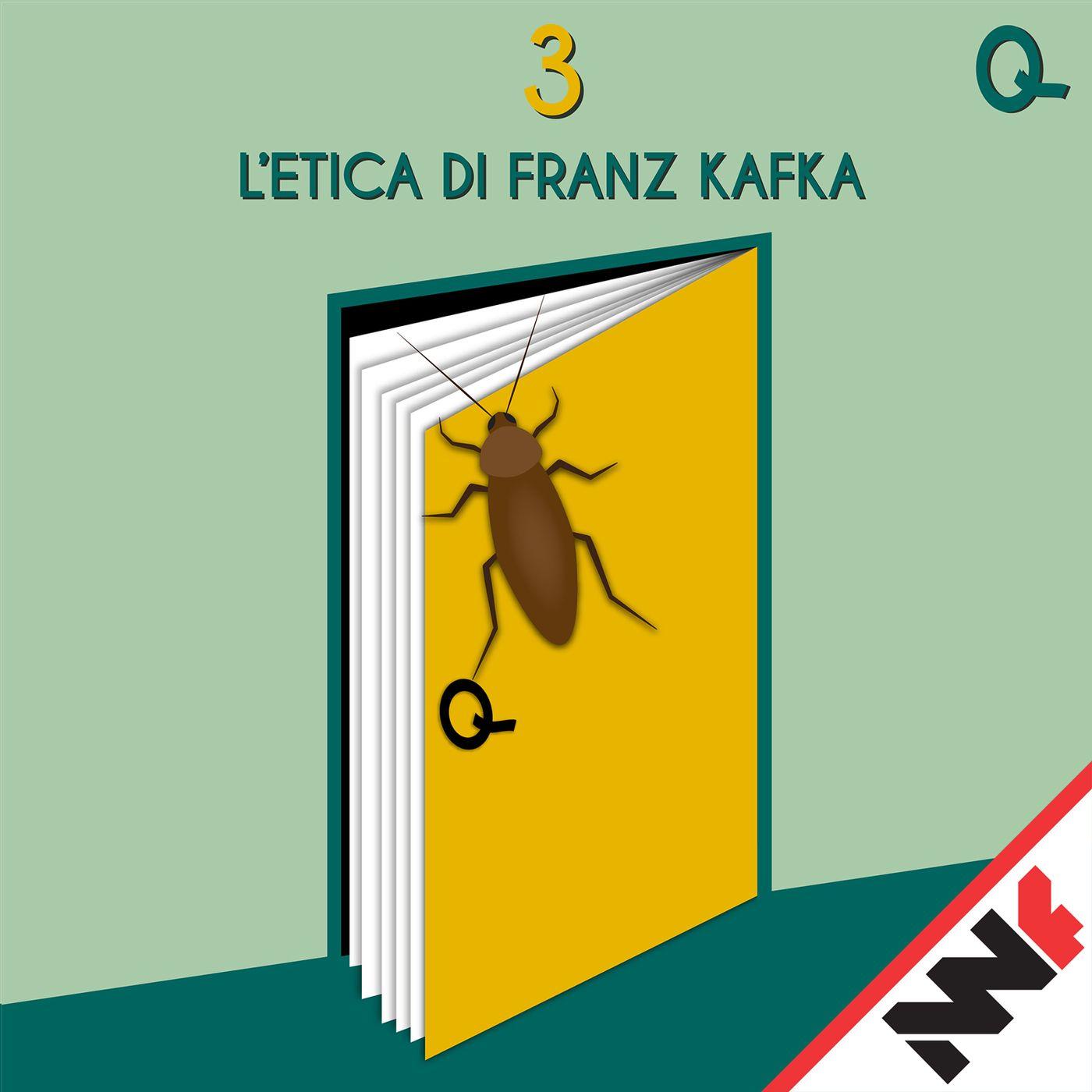 L'etica di Franz Kafka – Quarta di Copertina