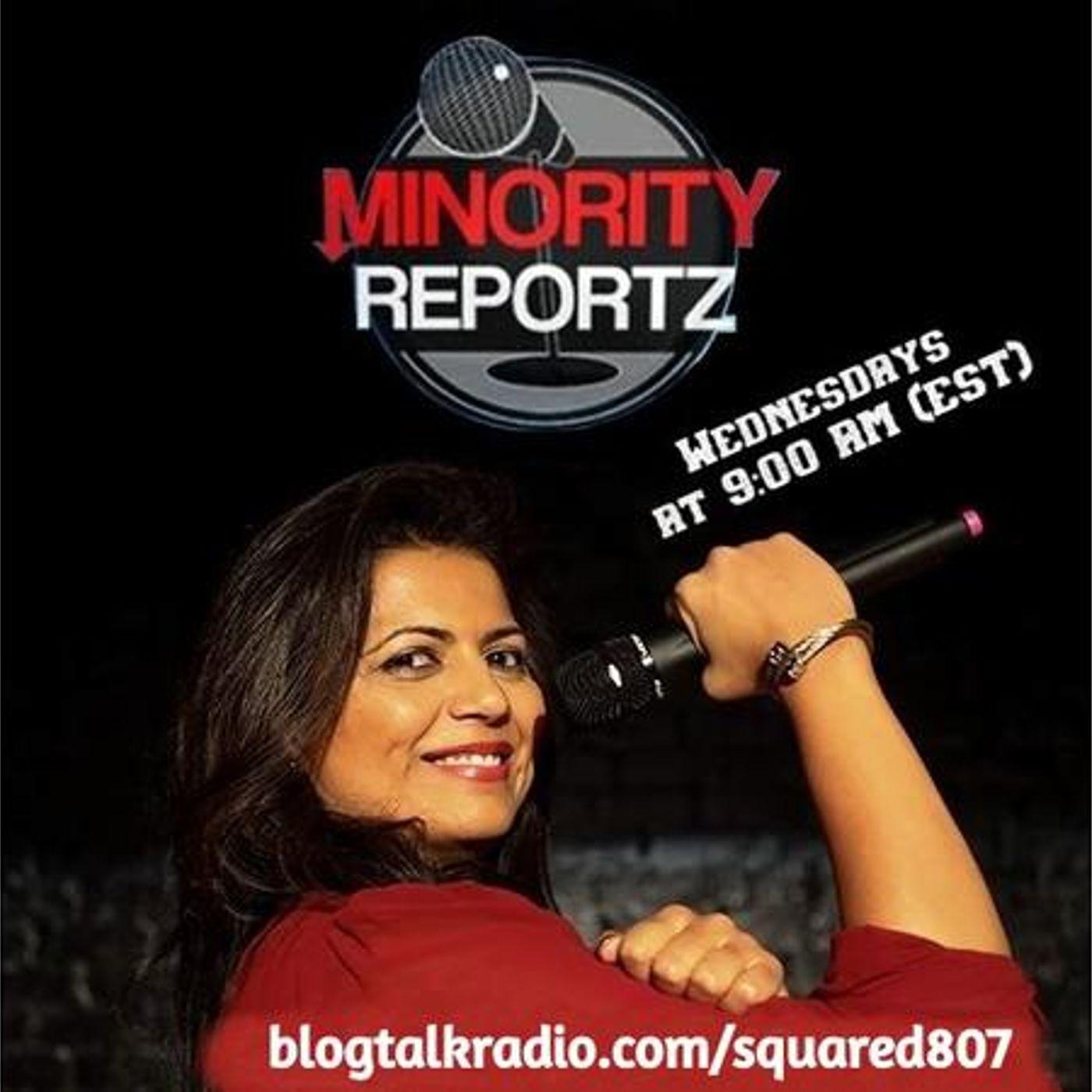 Minority Reportz - Carole Montgomery Ep.91