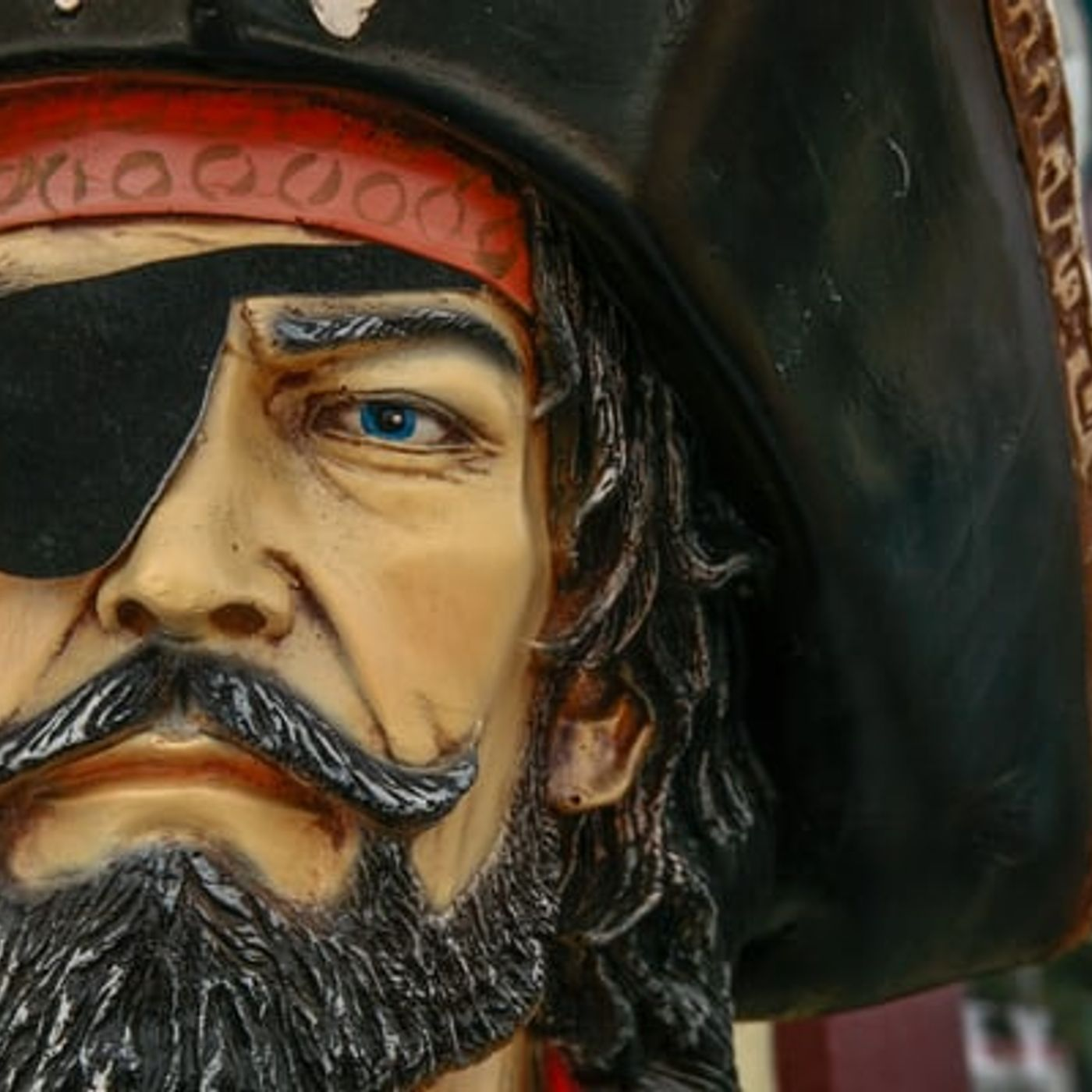 July 30  Let's Talk About Old Pirates