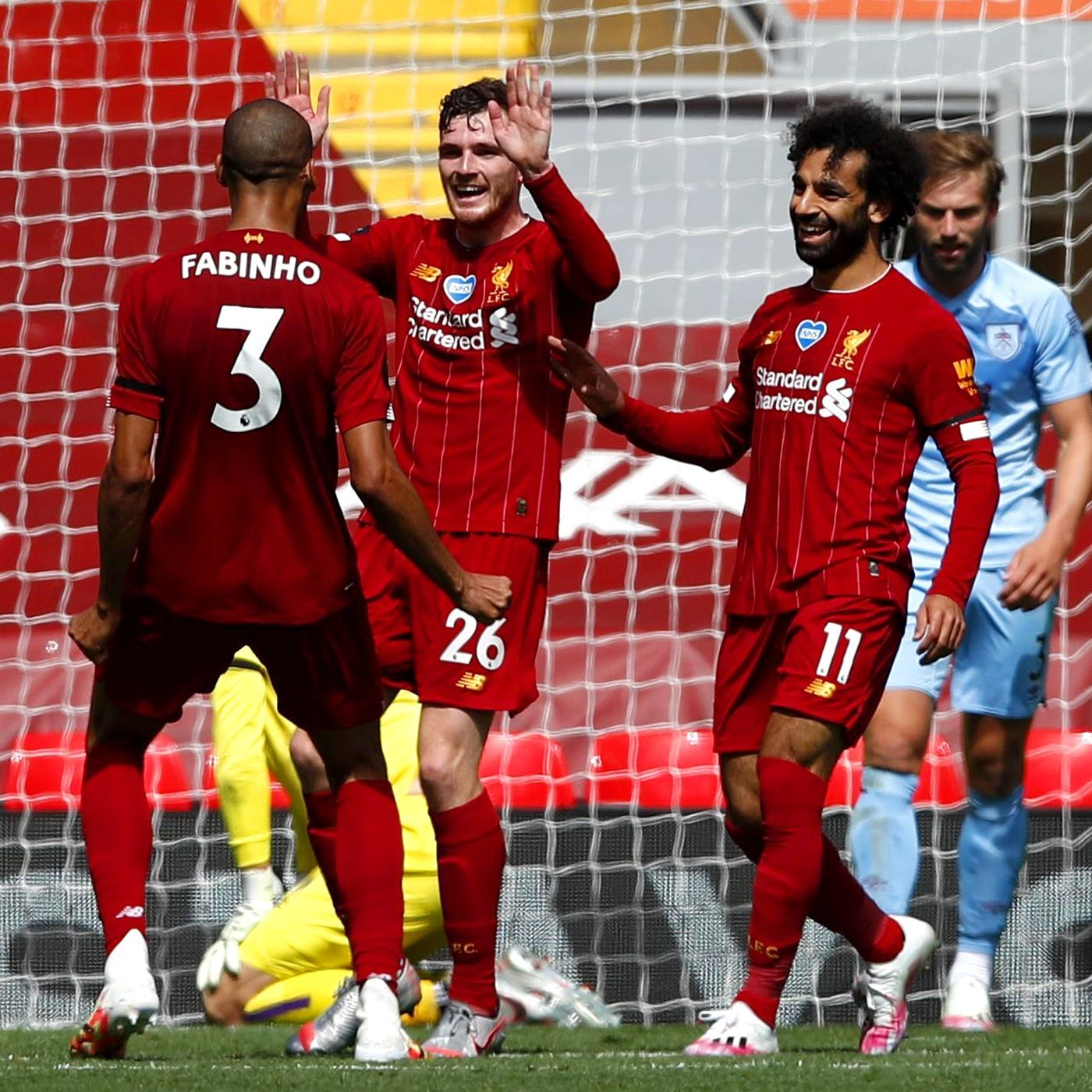 Post-Game: Reds frustrated by Pope and officials as incredible Anfield comes to end