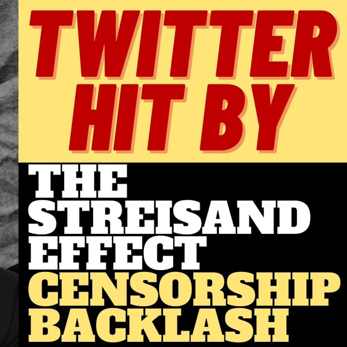 TWITTER TRIGGERS THE STREISAND EFFECT AROUND BIDEN