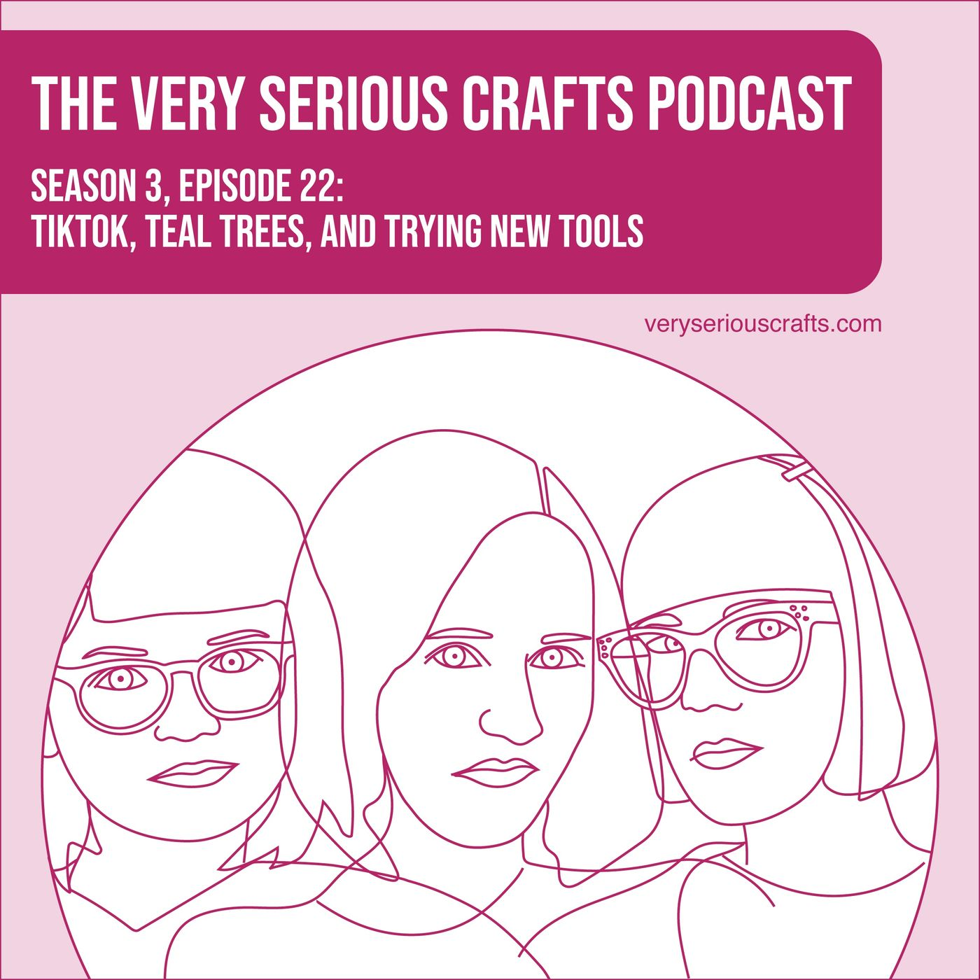 S3E22: TikTok, Teal Trees, and Trying New Tools