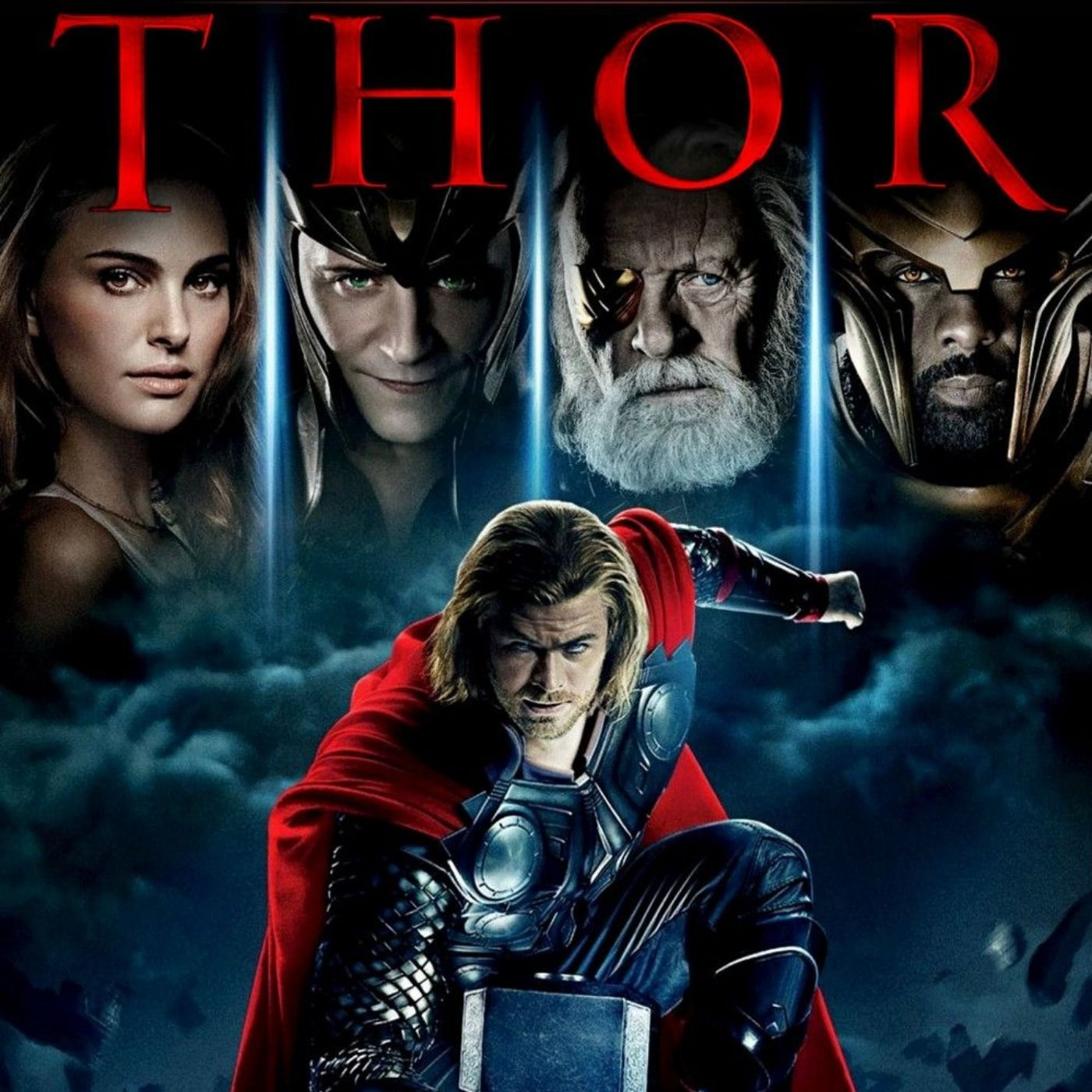 PODCAST CINEMA | CRITIQUE DU FILM THOR 1 | CinéMaRadio