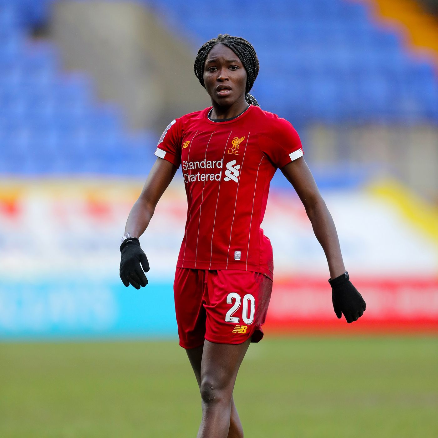 The Women's Football Show: Liverpool's Rinsola Babajide speaks out on online abuse as sport unites to boycott social media