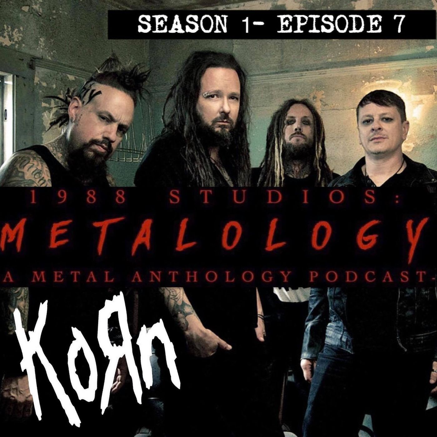 Korn with Jandro Utrilla (Defy The Tyrants) & Danielle Cullins (YouTalk)