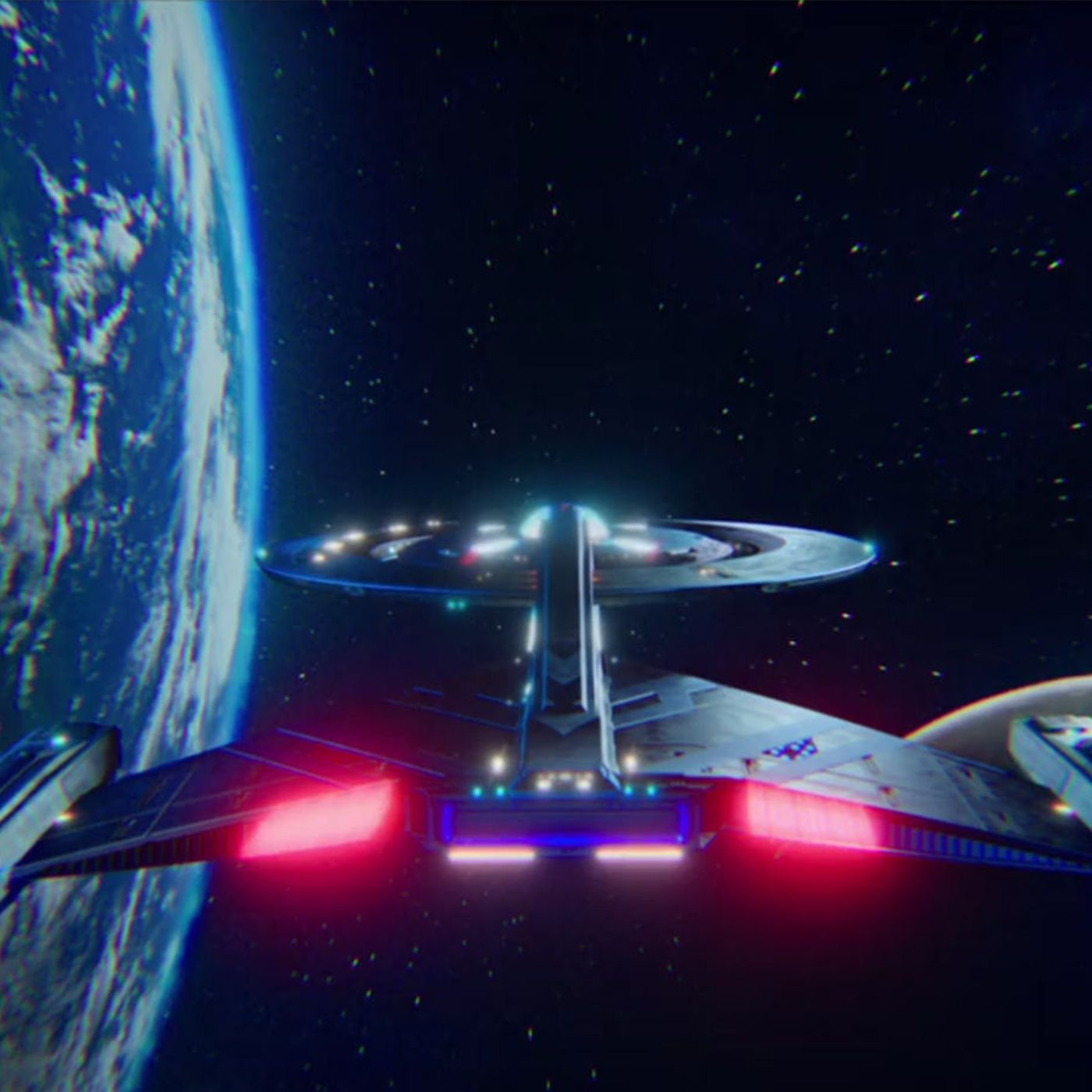 27. Star Trek: Discovery 1x09 - Into the Forest I Go