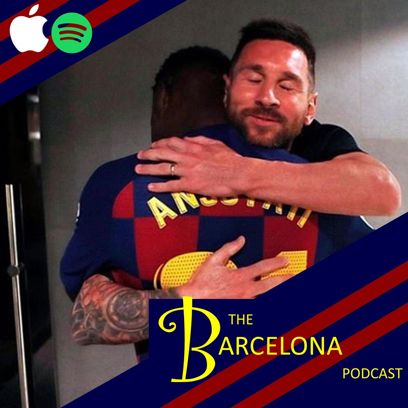 Has La Masia come back to life? Ansu Fati, Ousmane Dembélé, and Neymar [TBPod154]