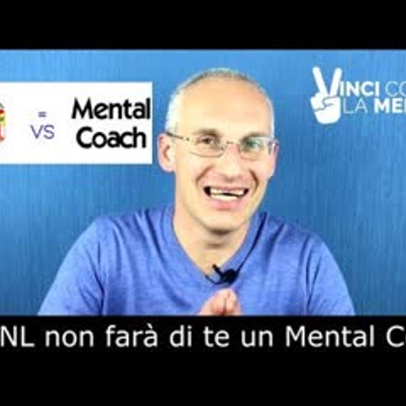 La PNL non farà di te un Mental Coach - Perle di Coaching