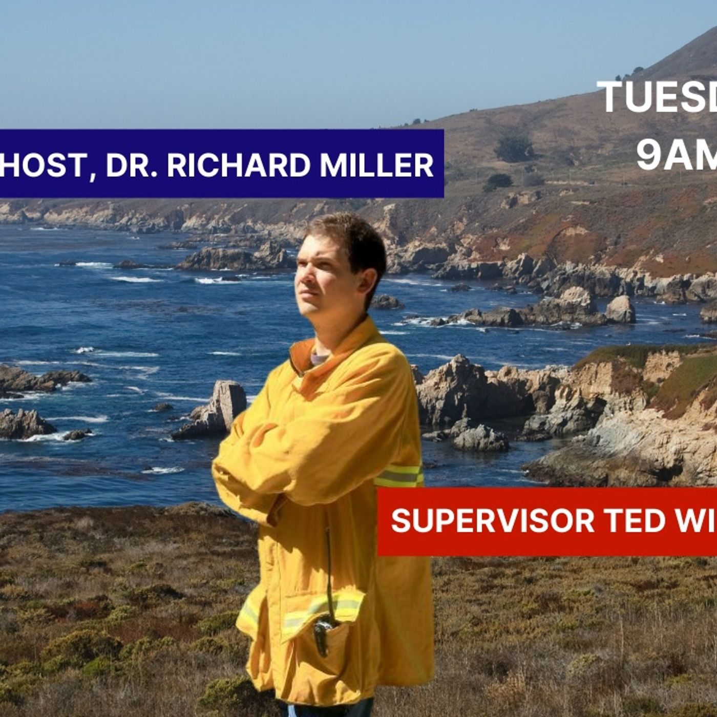 Mendocino County Supervisor Ted Williams on Local Government and the Pandemic