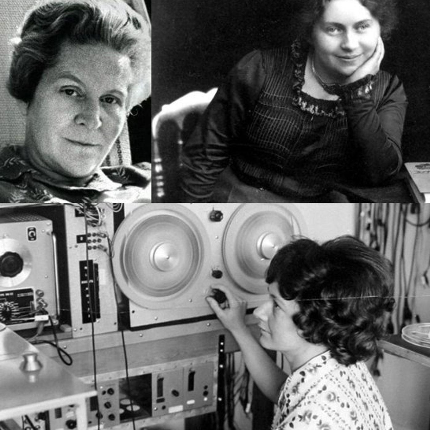 Karin Michäelis, Inger Merete Nordentoft og Else Marie Pade er 3 vilde kvinder, vi skal huske